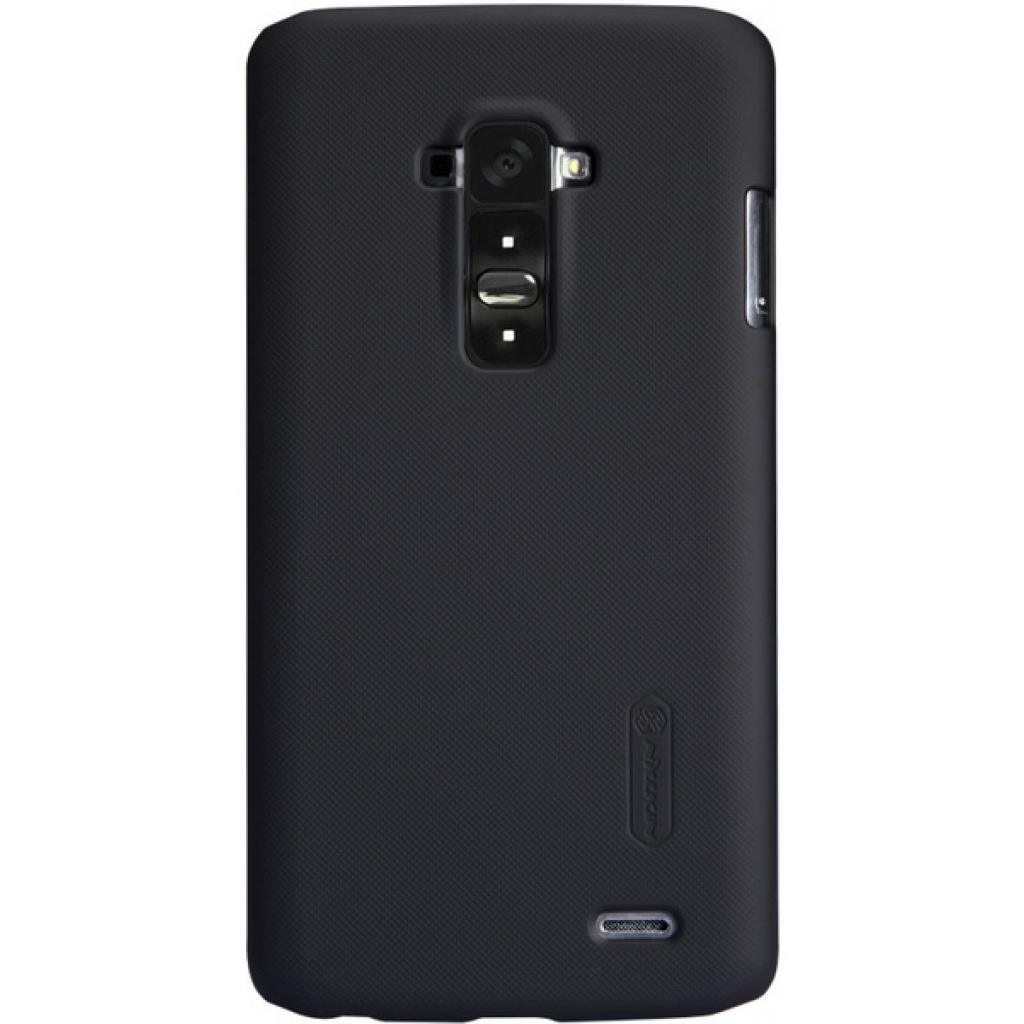 Чехол для моб. телефона NILLKIN для LG Optimus G Flex D958 /Super Frosted Shield/Black (6154938)