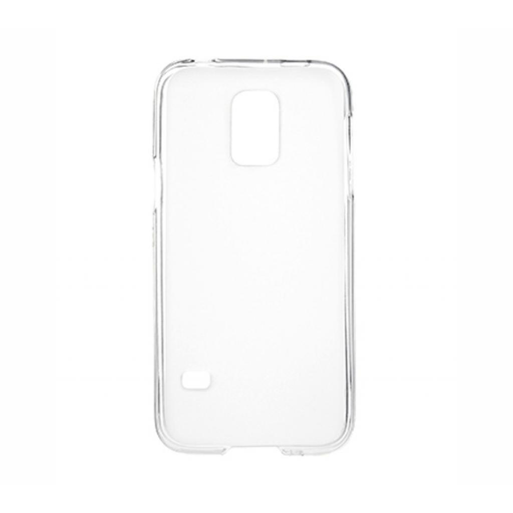 Чехол для моб. телефона Drobak для Samsung Galaxy S5 Mini G800 White Clear /Elastic PU (218616)