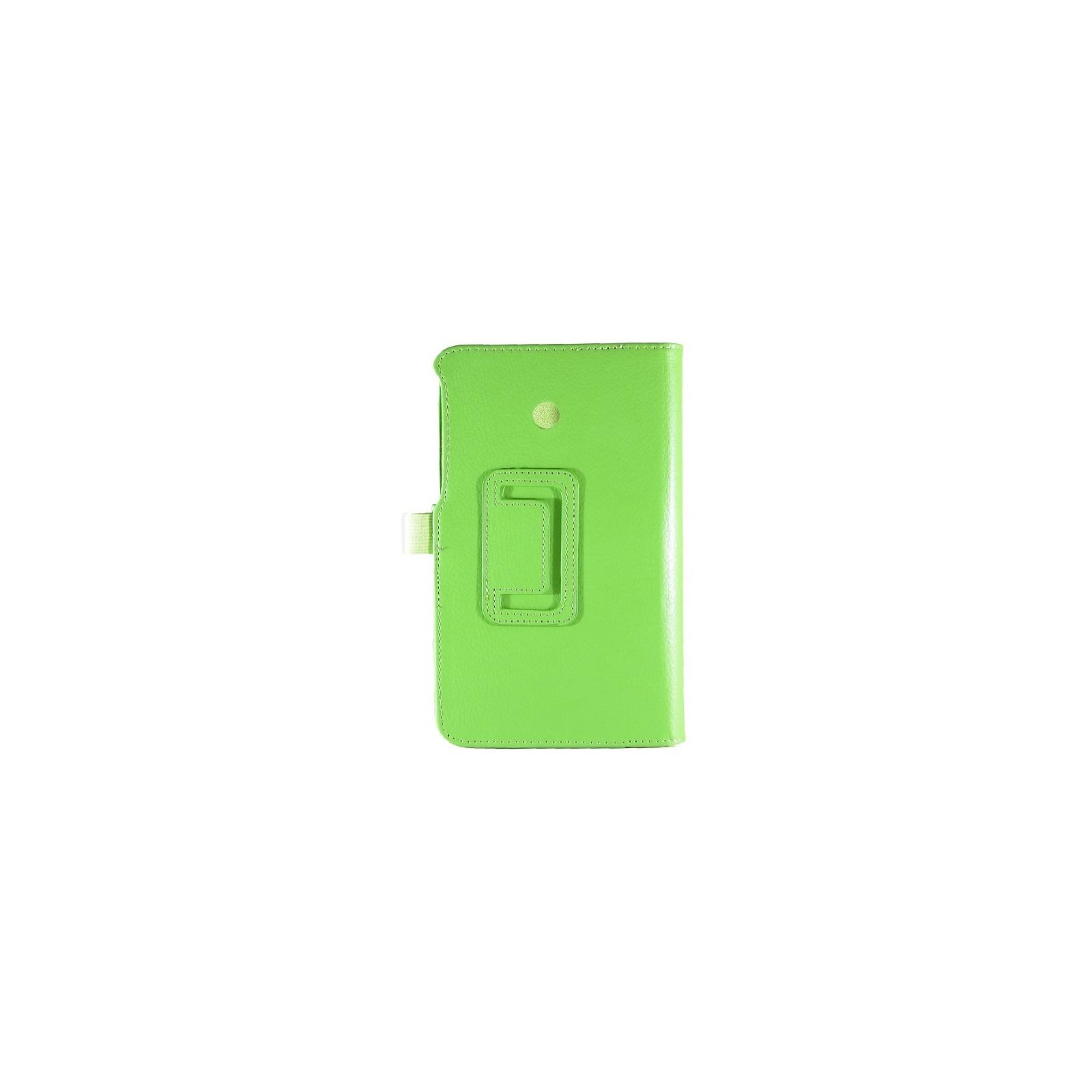 """Чехол для планшета Pro-case 7"""" Asus MeMO Pad ME170 green (ME170gr) изображение 2"""