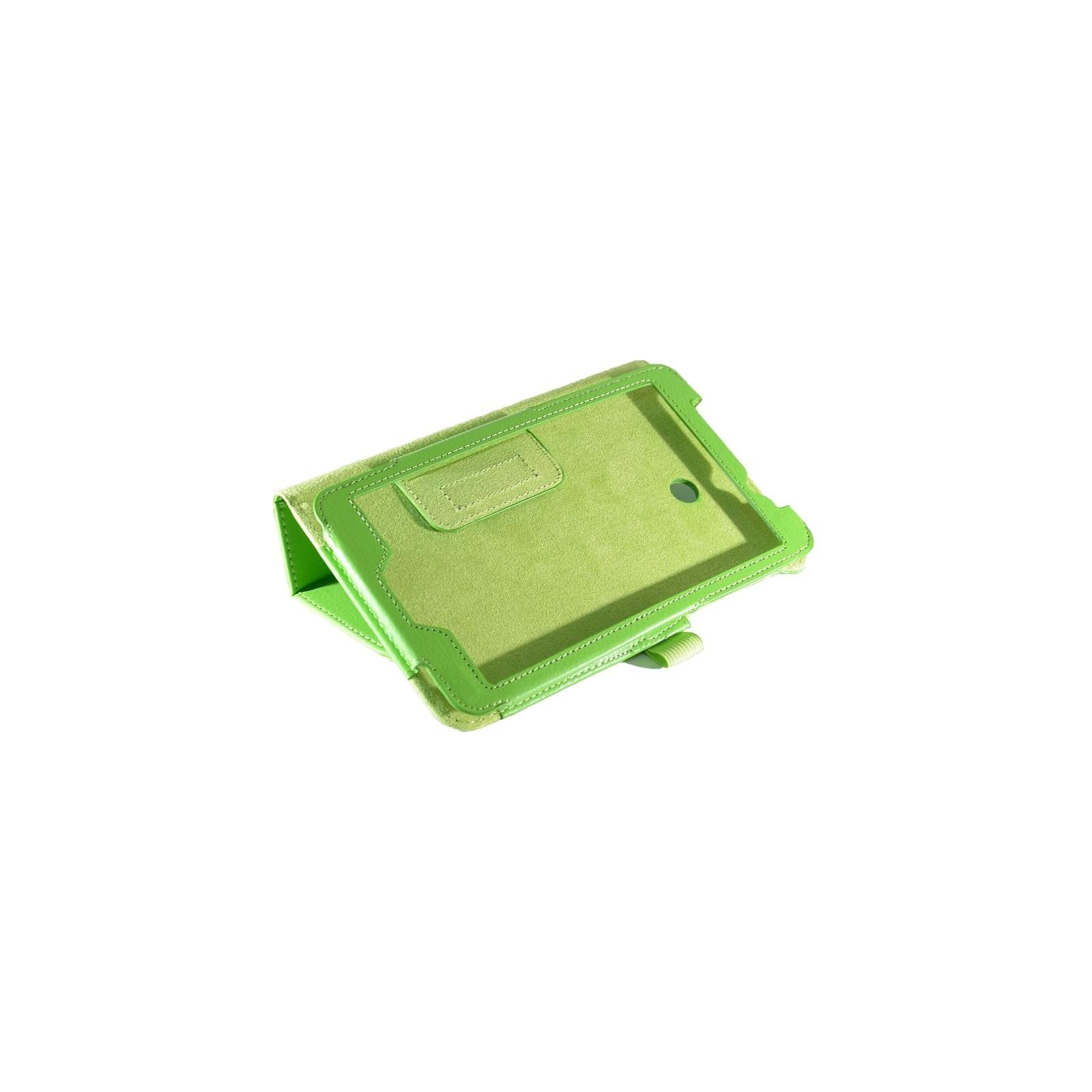 """Чехол для планшета Pro-case 7"""" Asus MeMO Pad ME170 green (ME170gr) изображение 4"""