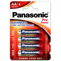Батарейка PANASONIC AA PRO POWER * 4 (LR6XEG/4BPR)
