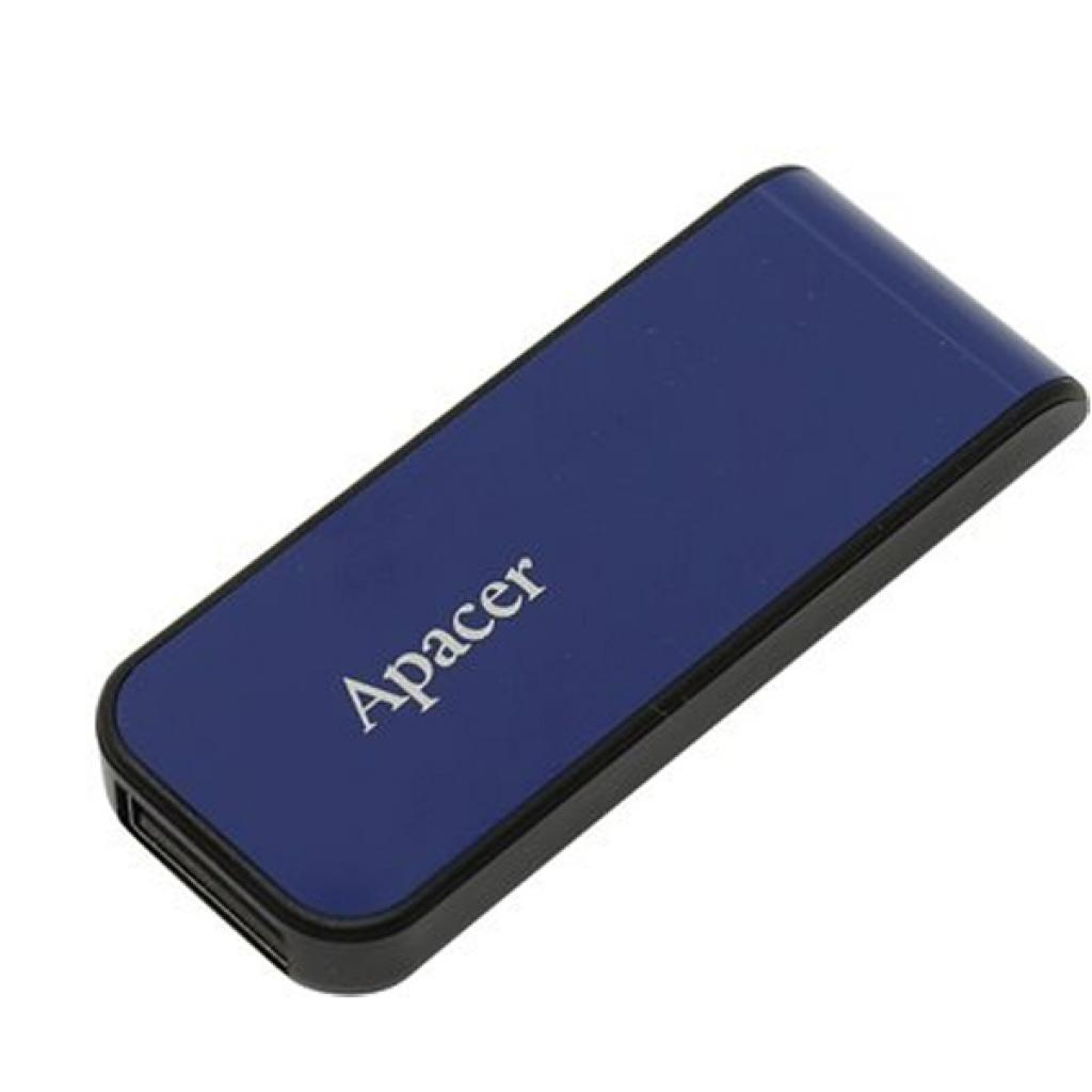 USB флеш накопитель Apacer 64GB AH334 blue USB 2.0 (AP64GAH334U-1) изображение 5