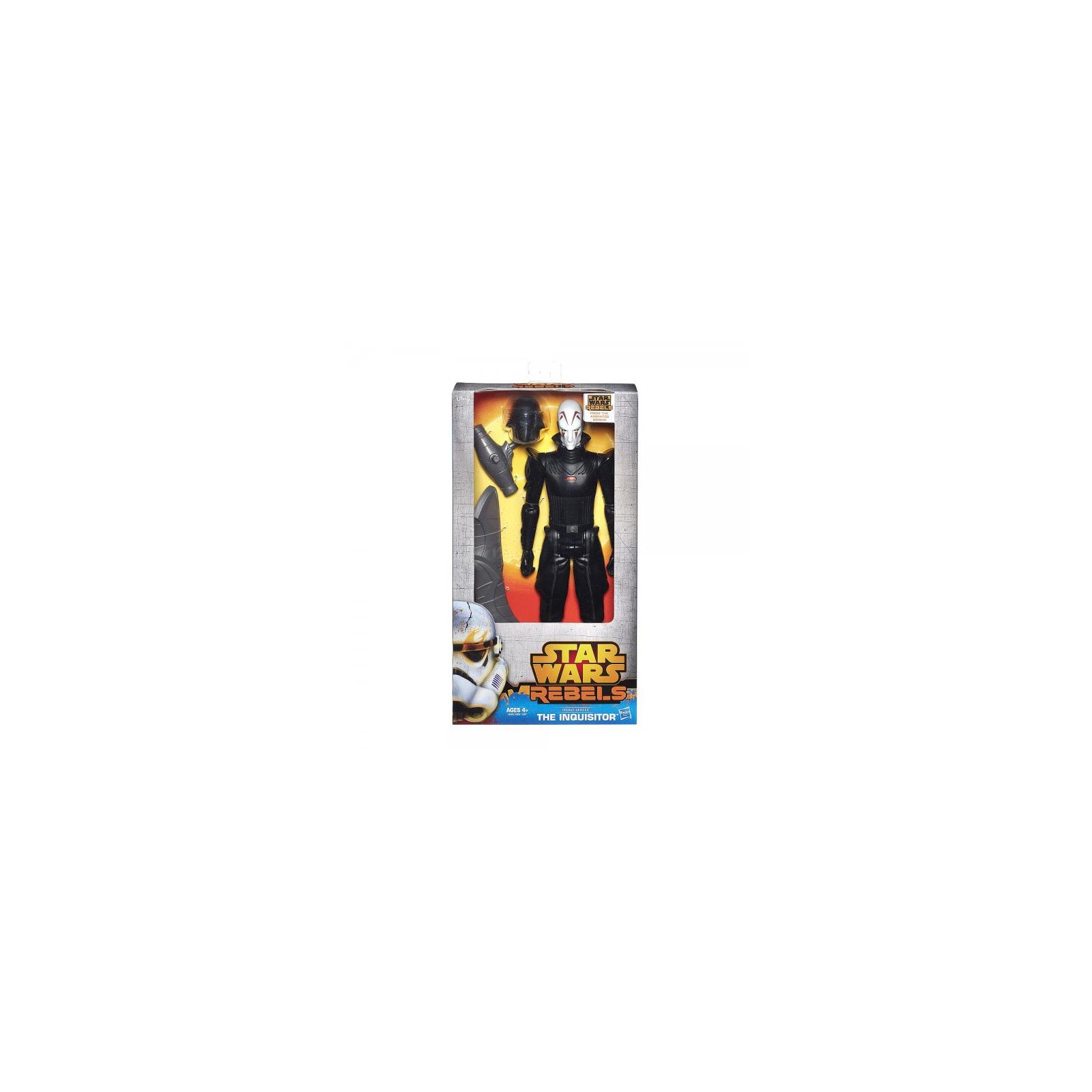 Фигурка Hasbro Титаны Star Wars The Inquisitor (A8561-2) изображение 3