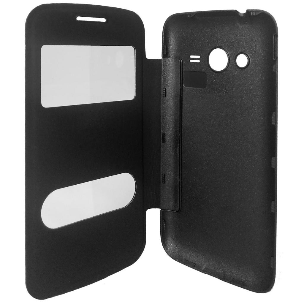 Чехол для моб. телефона GLOBAL для Samsung G313 Galaxy Ace IV (черный) (1283126463440) изображение 2