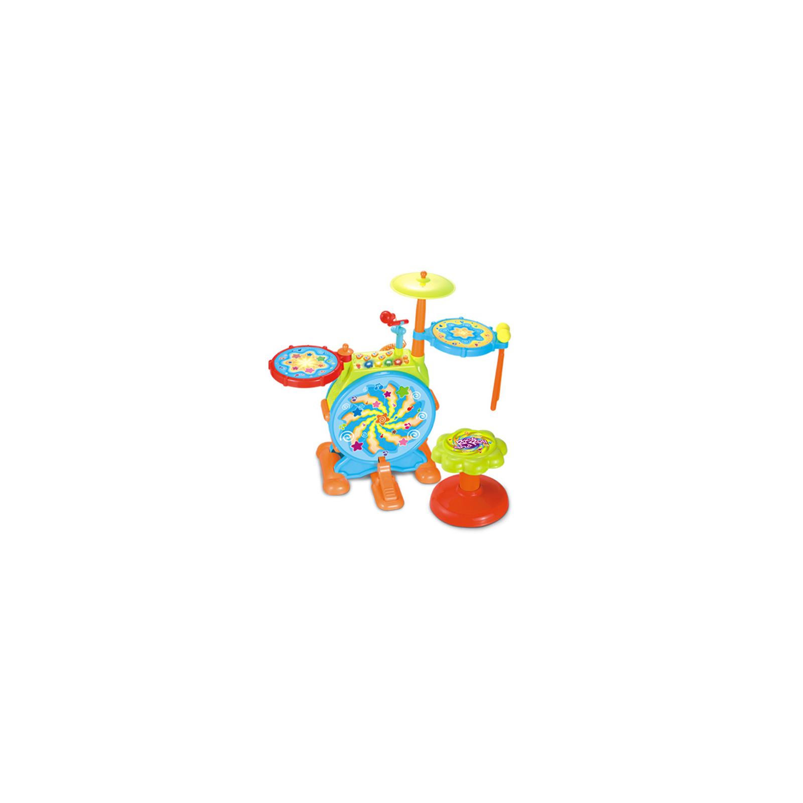 Развивающая игрушка Huile Toys Джазовый Барабан (666) (666)