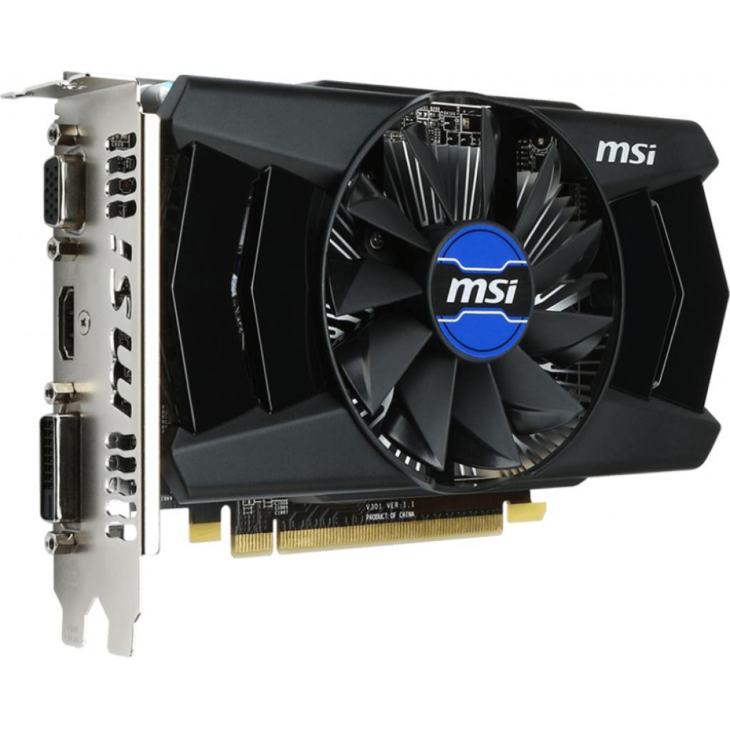Видеокарта MSI Radeon R7 250 2048Mb OverClock (R7 250 2GD3 OCV1) изображение 3
