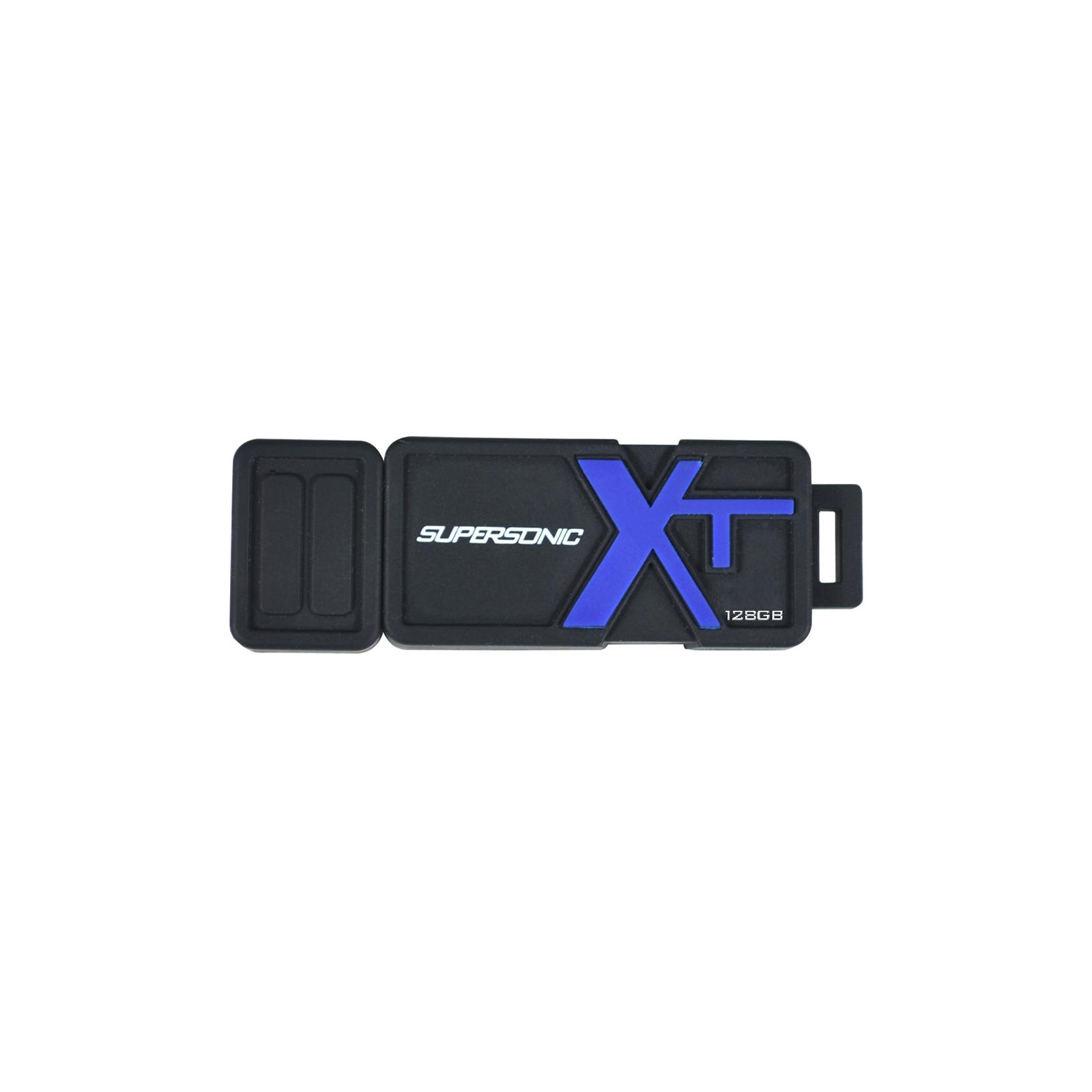 USB флеш накопитель Patriot 128GB SUPERSONIC BOOST XT USB 3.0 (PEF128GSBUSB)