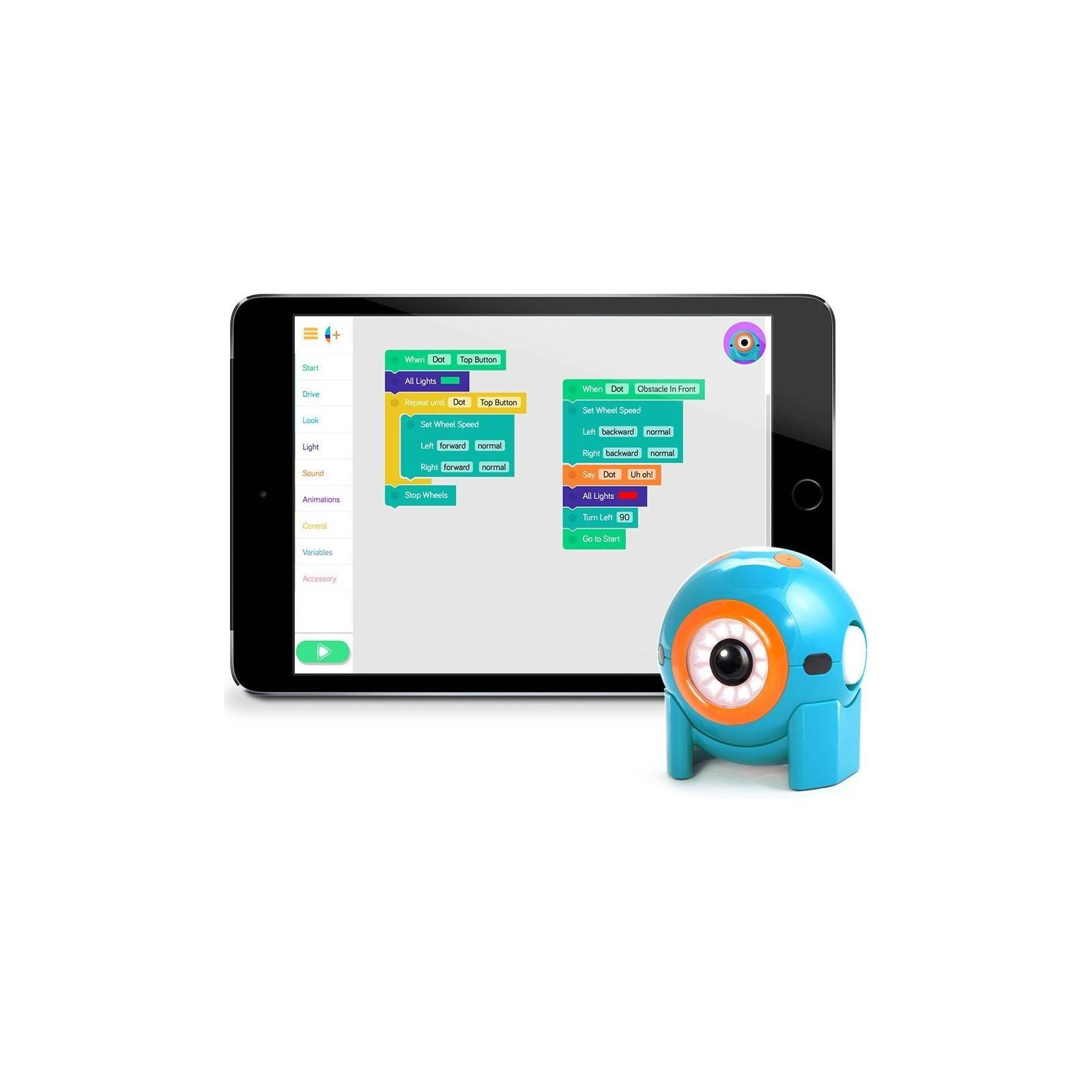 Робот Wonder Workshop Dot (1-DO01-04) изображение 6