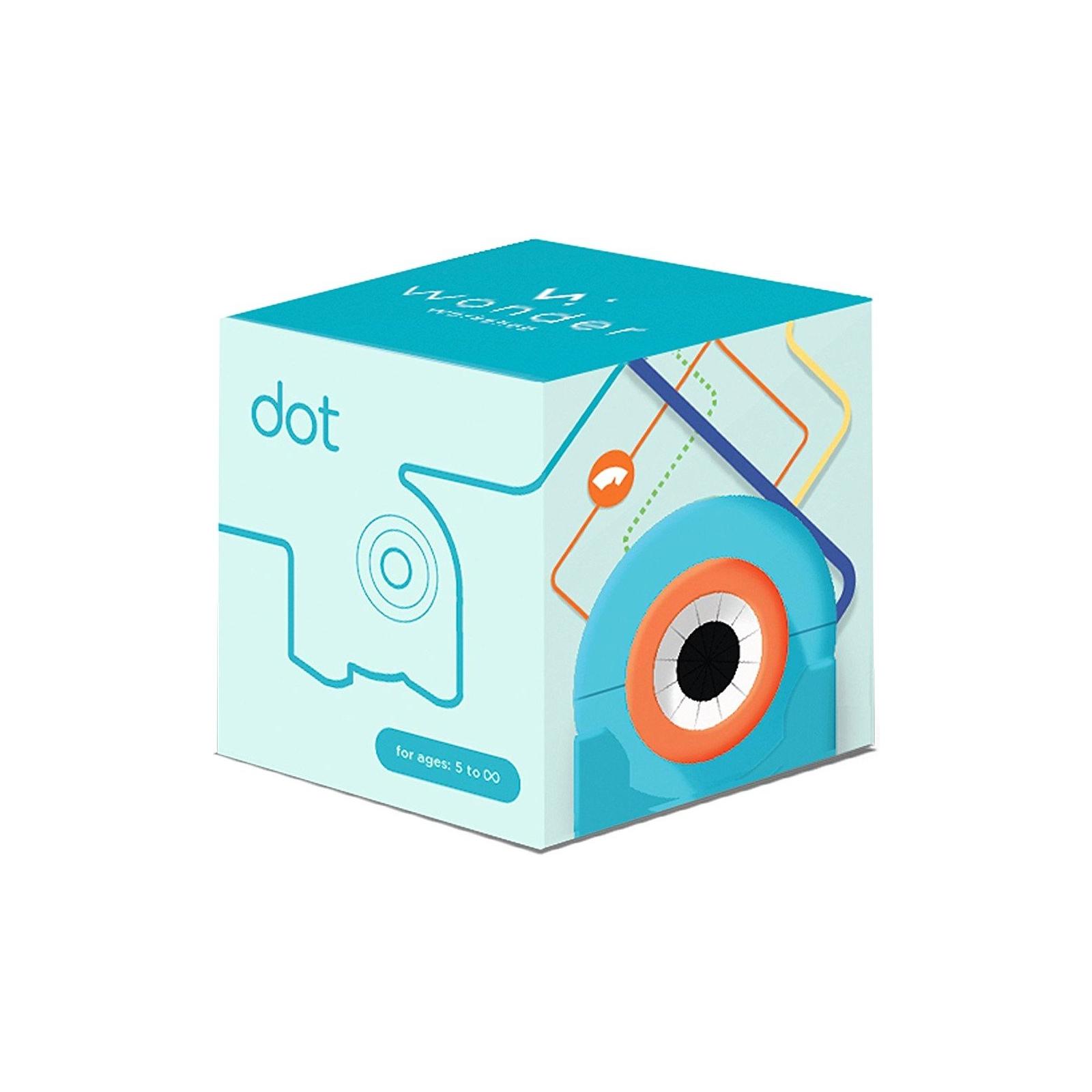 Робот Wonder Workshop Dot (1-DO01-04) изображение 7