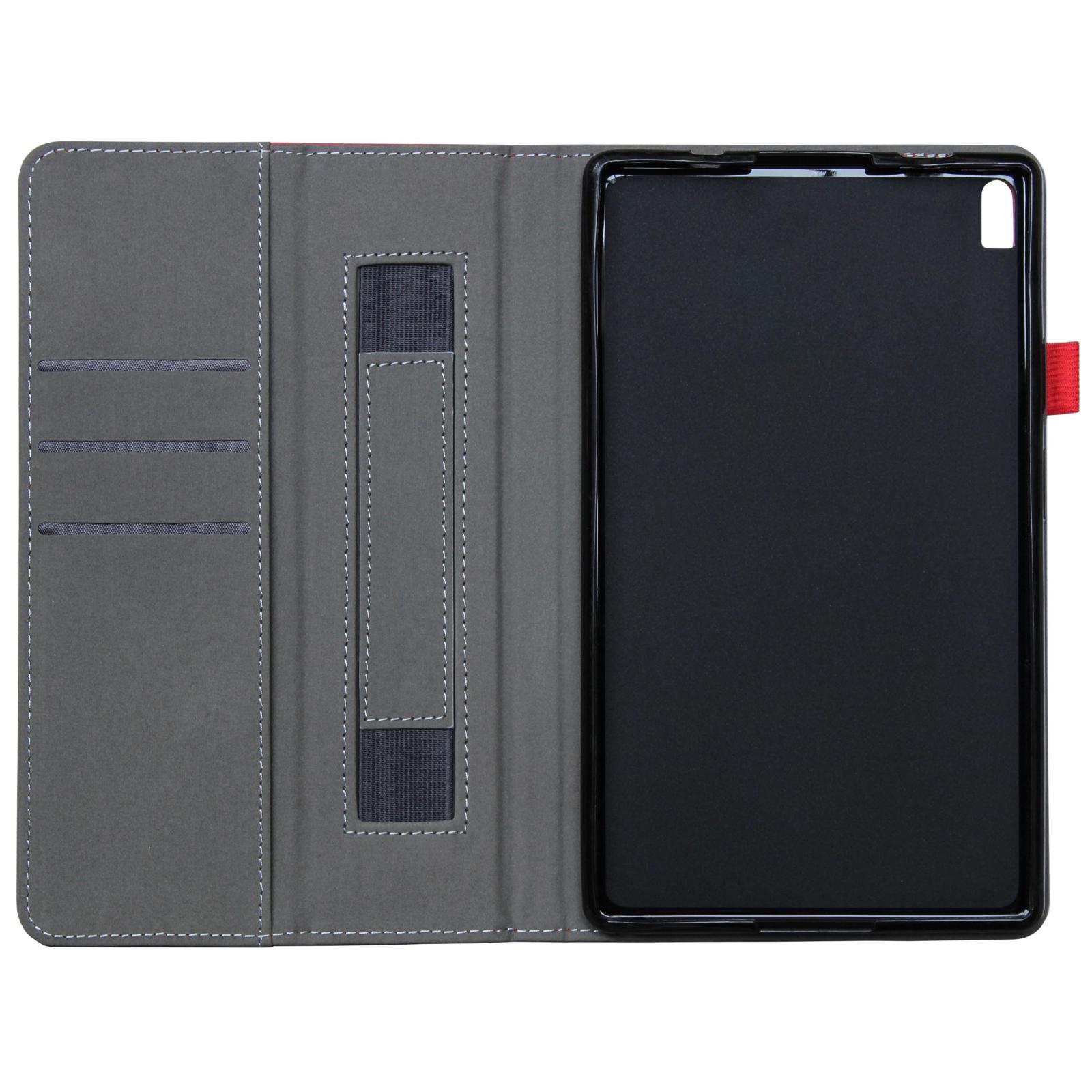 Чехол для планшета Grand-X для Lenovo TAB4 8 Plus TB-8704 Business Class Red (LTC-LT48PBR) изображение 4