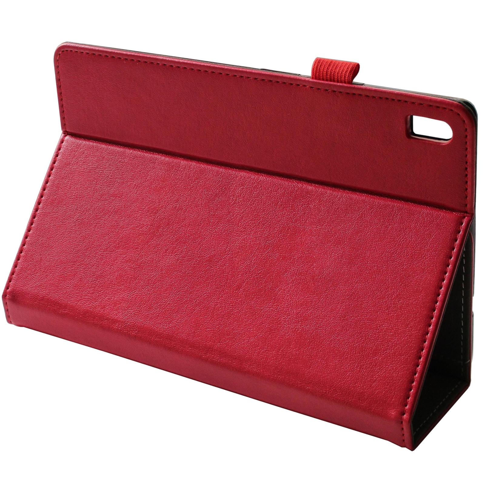 Чехол для планшета Grand-X для Lenovo TAB4 8 Plus TB-8704 Business Class Red (LTC-LT48PBR) изображение 6