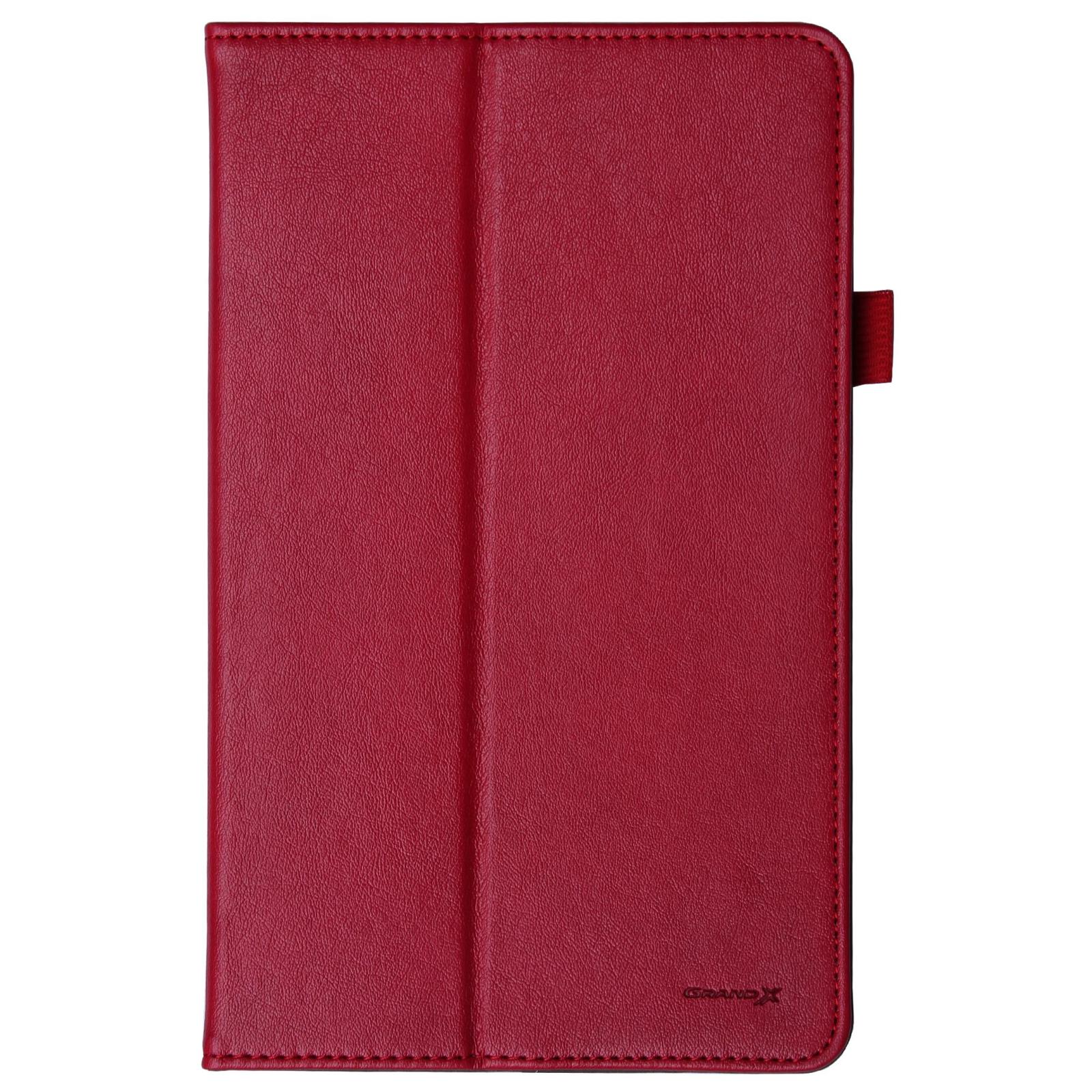 Чехол для планшета Grand-X для Lenovo TAB4 8 Plus TB-8704 Business Class Red (LTC-LT48PBR)