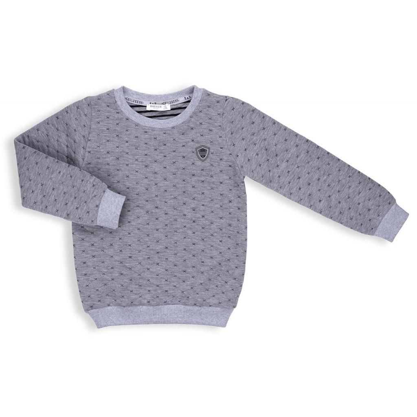Кофта E&H трикотажная (11026-152B-gray)