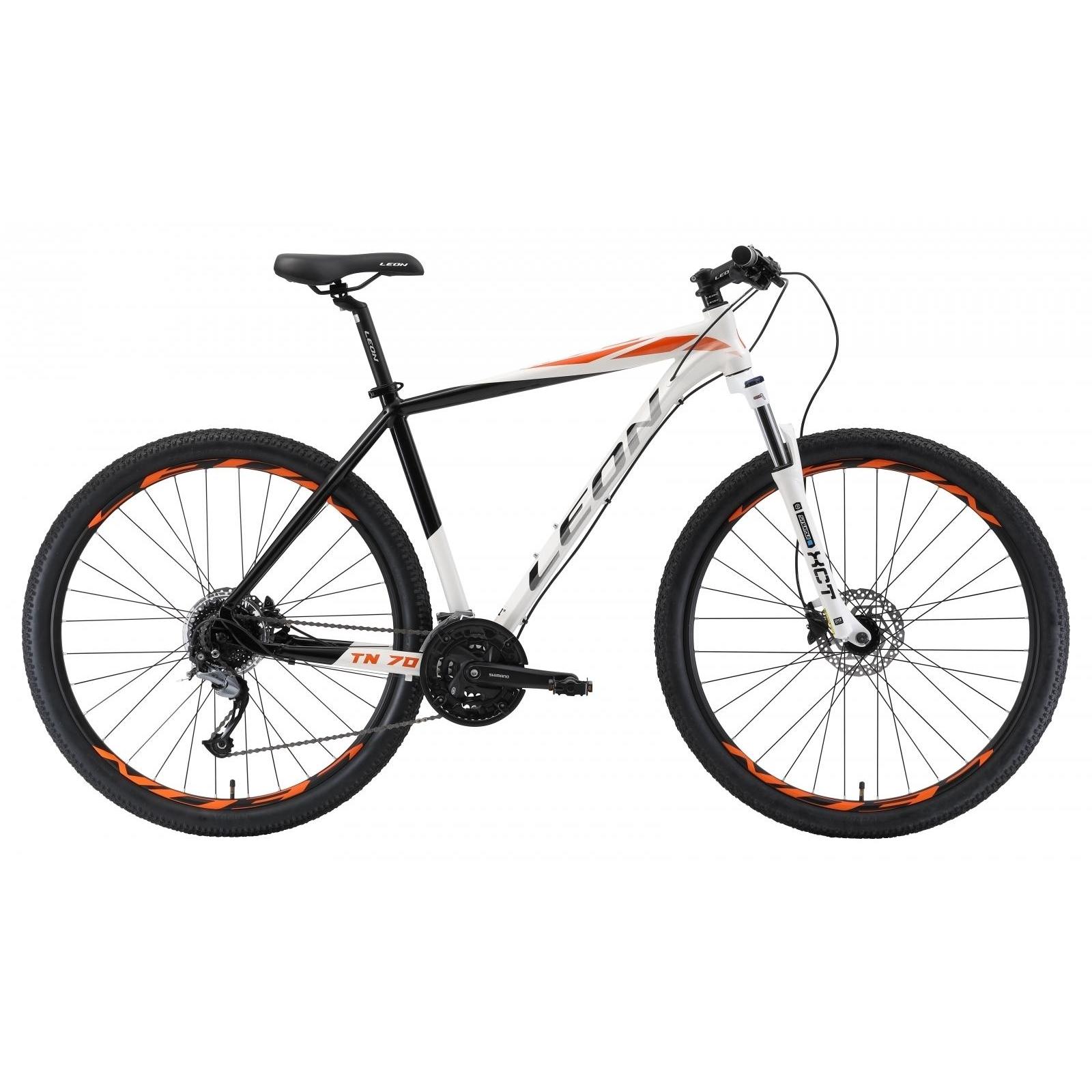 """Велосипед Leon 29"""" TN-70 2018 AM Hydraulic lock out 14G HDD рама-21"""" Al (OPS-LN-29-046)"""