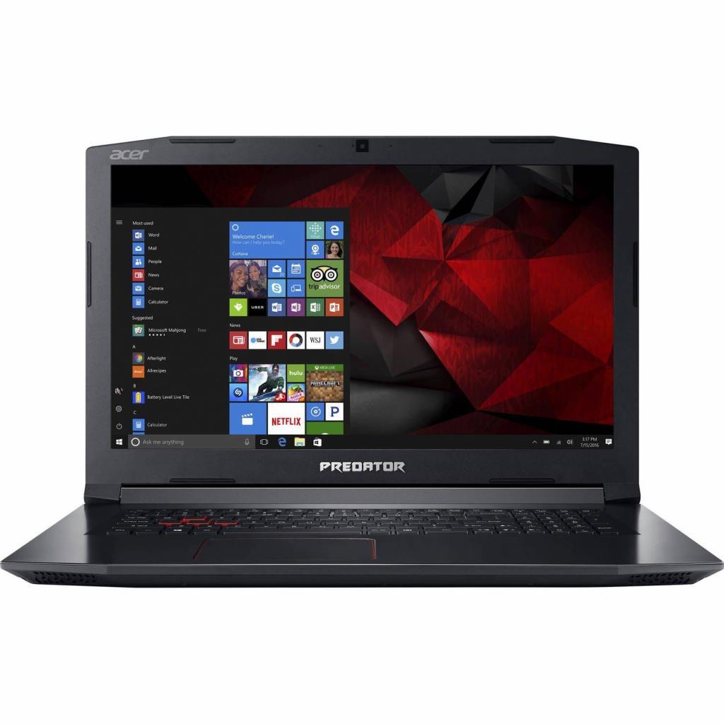 Ноутбук Acer Predator Helios 300 PH317-52-71QL (NH.Q3DEU.036)