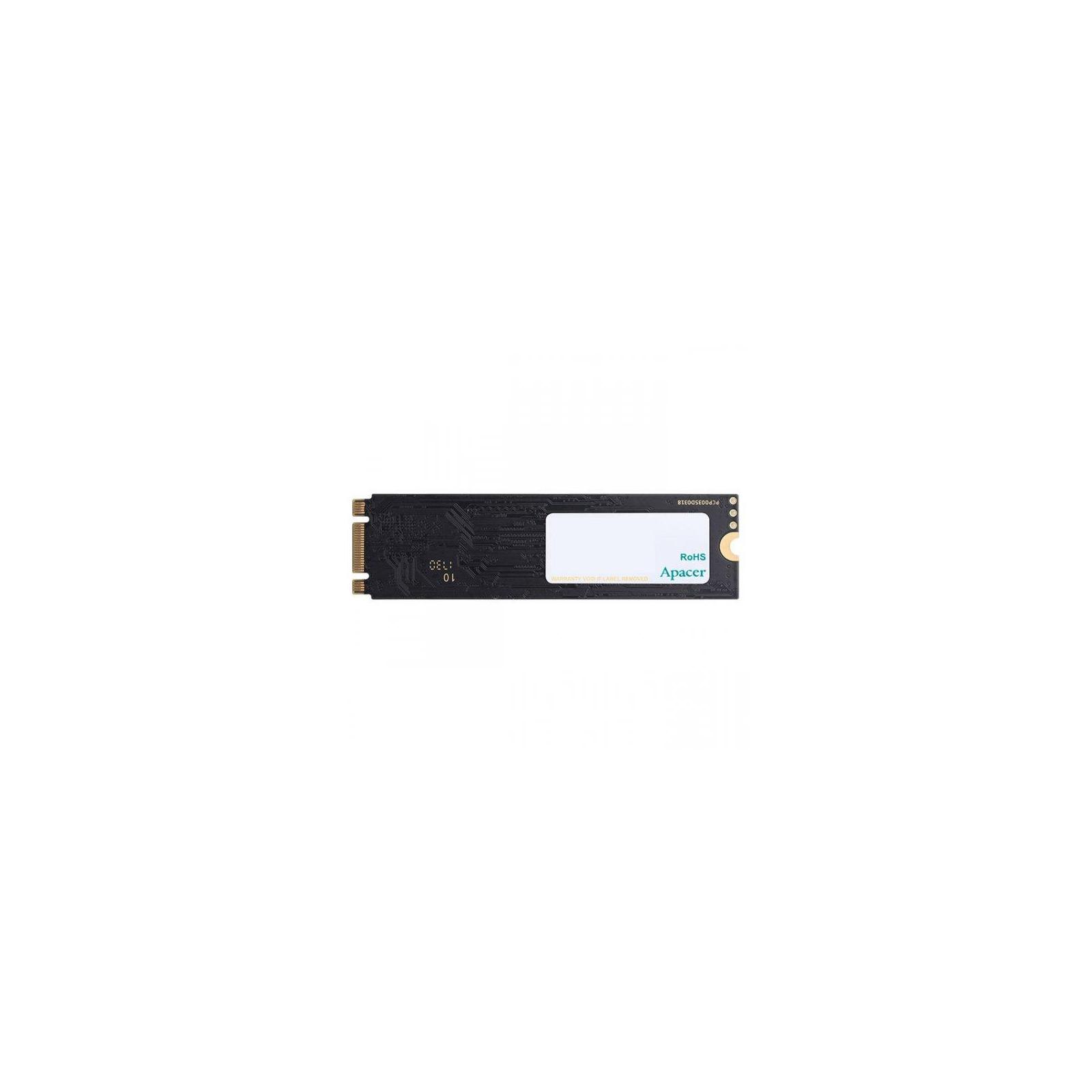 Накопитель SSD M.2 2280 480GB Apacer (AP480GAS2280P2-1) изображение 2