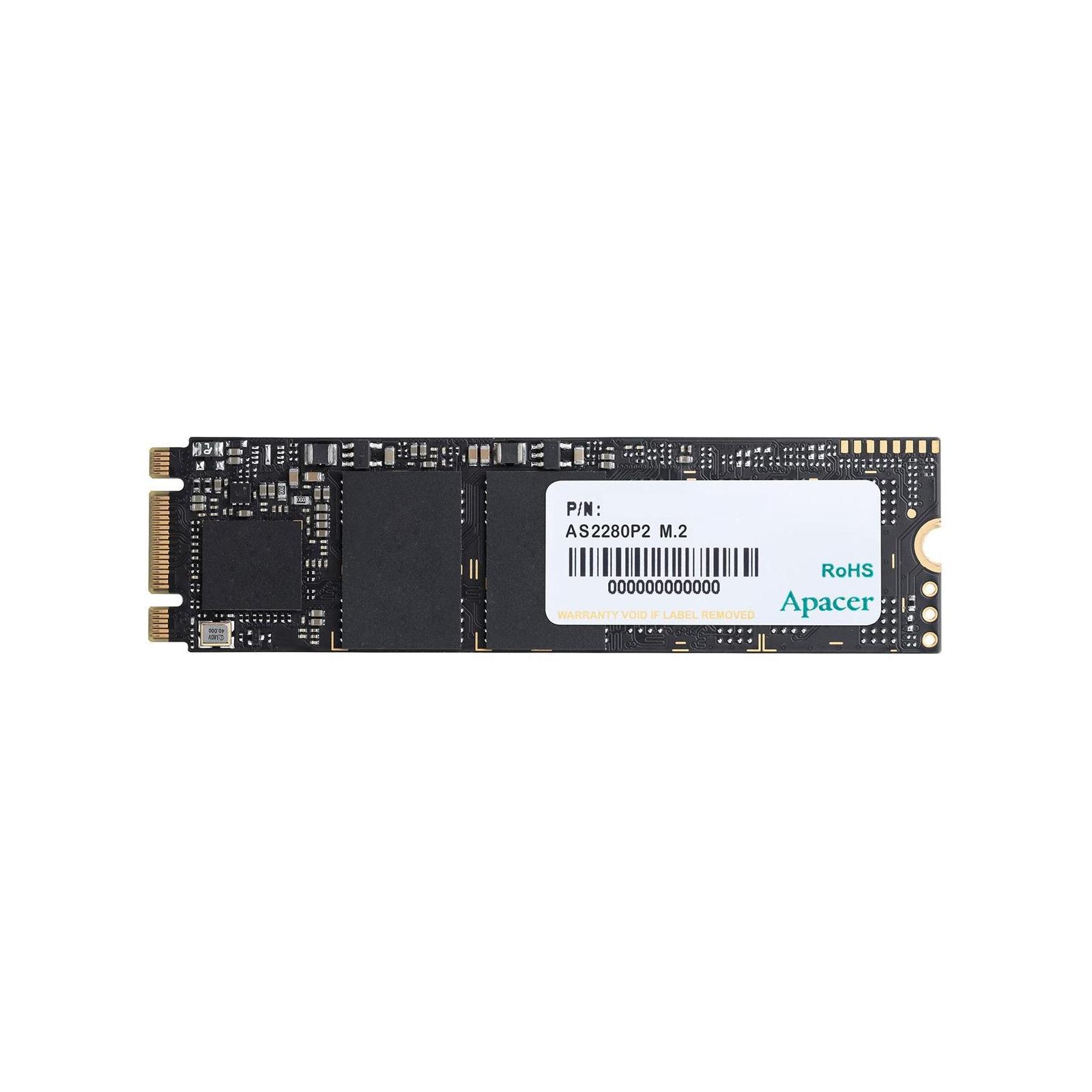Накопитель SSD M.2 2280 480GB Apacer (AP480GAS2280P2-1)