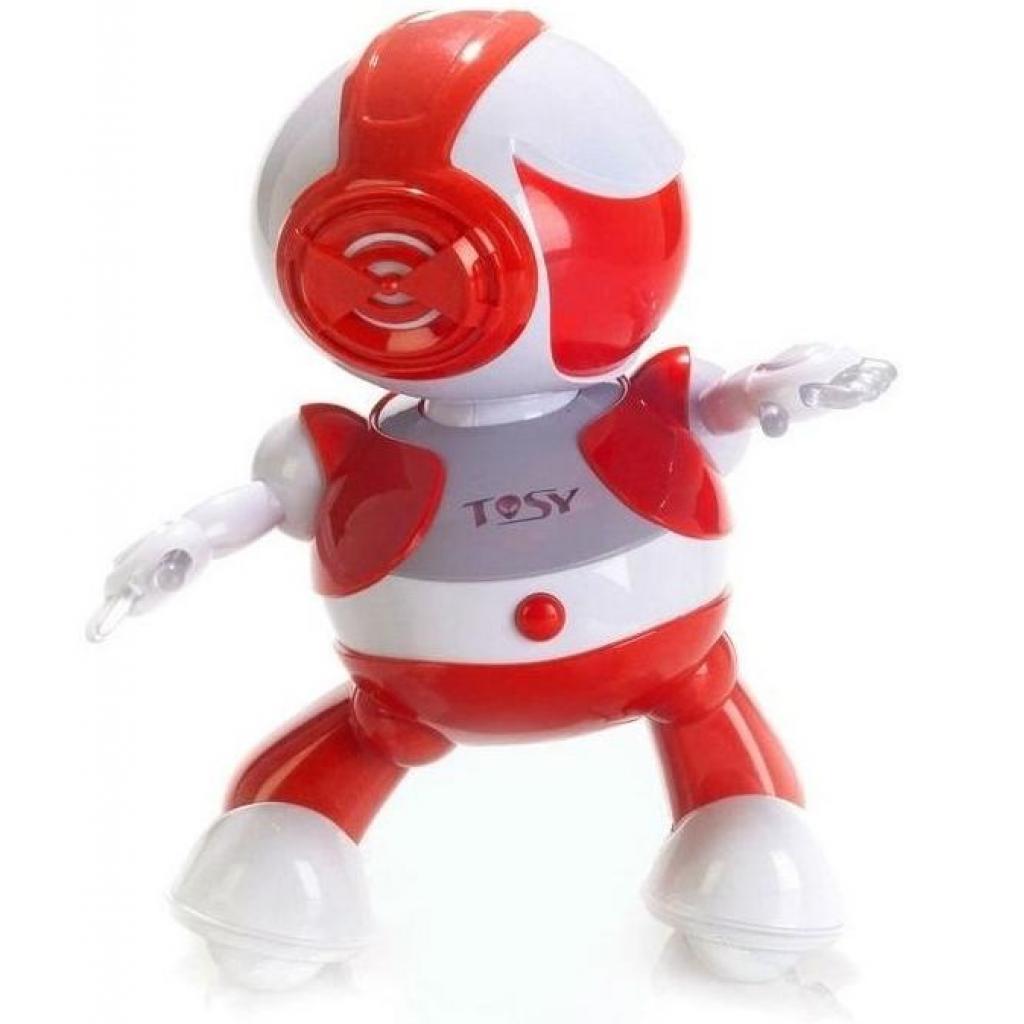 Интерактивная игрушка Discorobo Алекс Диджей (украинский) (TDV110-U) изображение 3