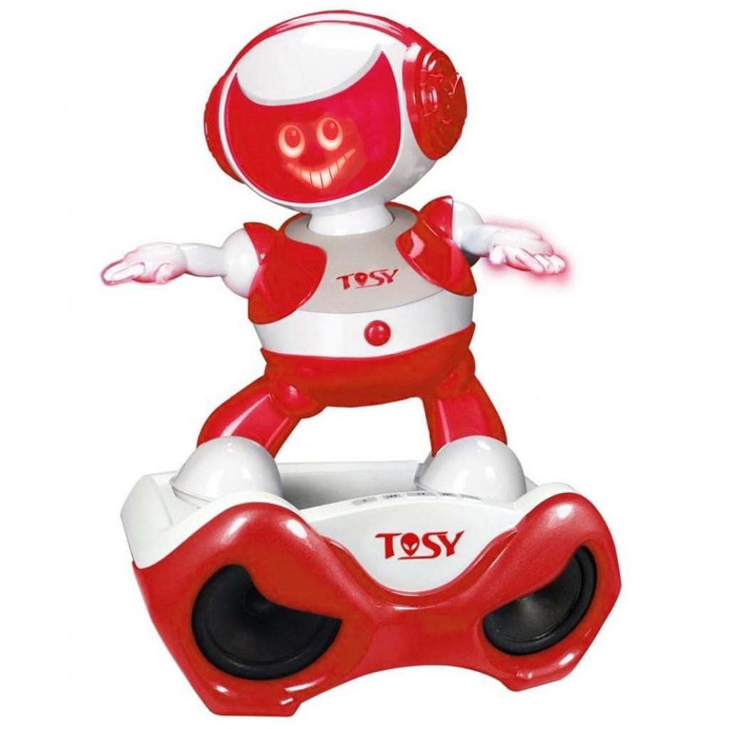 Интерактивная игрушка Discorobo Алекс Диджей (украинский) (TDV110-U)