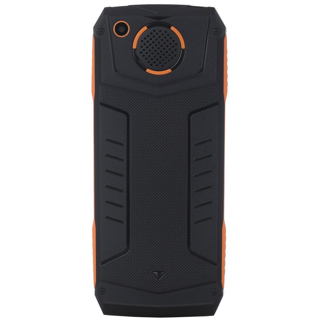 Мобильный телефон Ergo F246 Shield Black Orange изображение 2