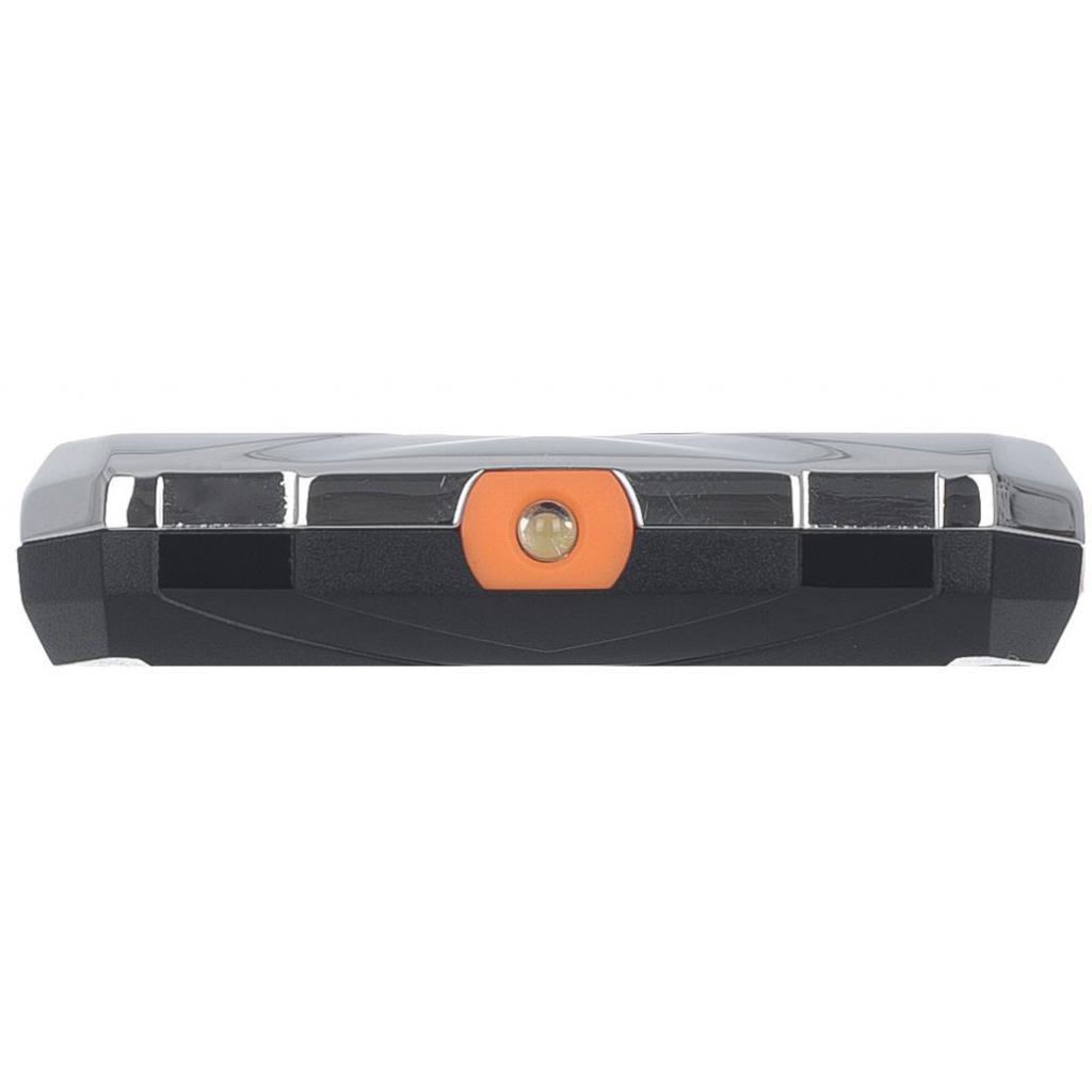 Мобильный телефон Ergo F246 Shield Black Orange изображение 4