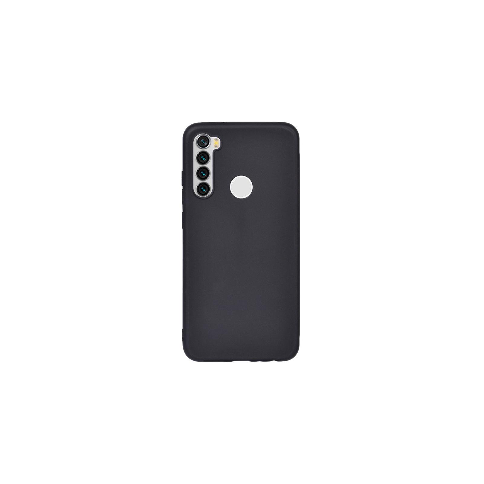 Чехол для моб. телефона Toto 1mm Matt TPU Case Xiaomi Redmi Note 8 Black (F_102443)