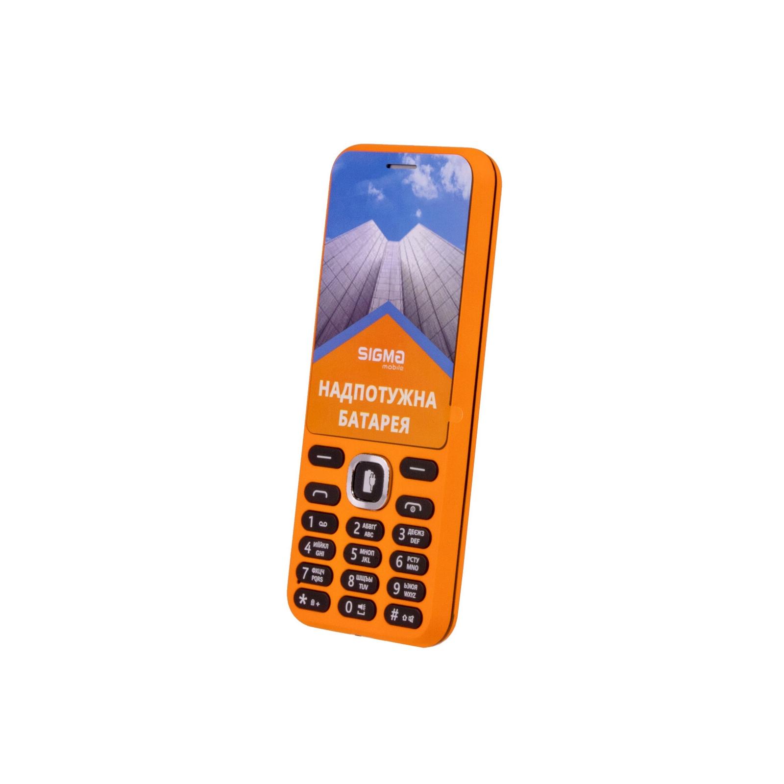 Мобильный телефон Sigma X-style 31 Power Blue (4827798854723) изображение 2