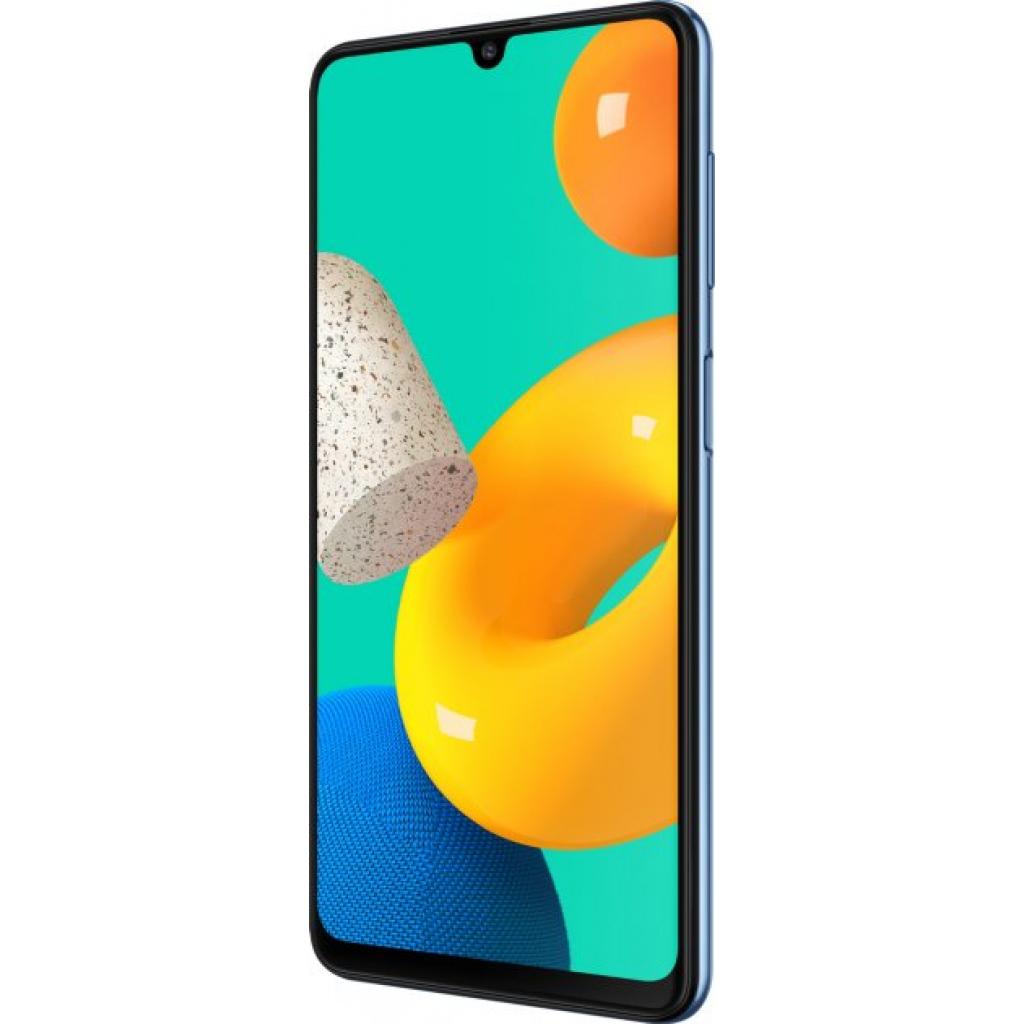 Мобільний телефон Samsung SM-M325F (Galaxy M32 6/128Gb) White (SM-M325FZWGSEK) зображення 4