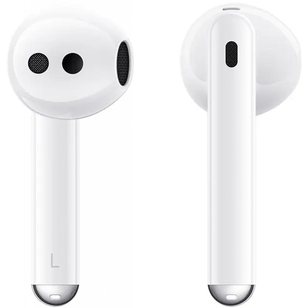 Навушники Huawei Freebuds 4 Ceramic White (55034498) зображення 5