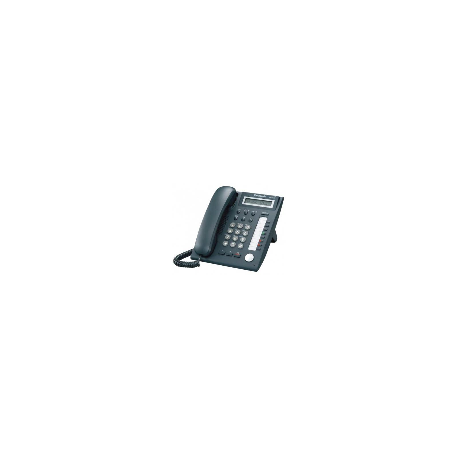 Телефон PANASONIC KX-DT321UA-B