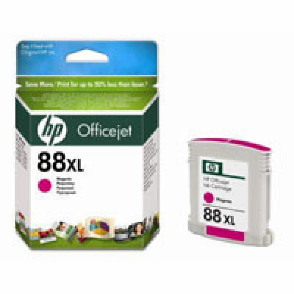 Картридж HP DJ No. 88XL Magenta, Officejet Pro K550/K5400, L7480/7580 (C9392AE)