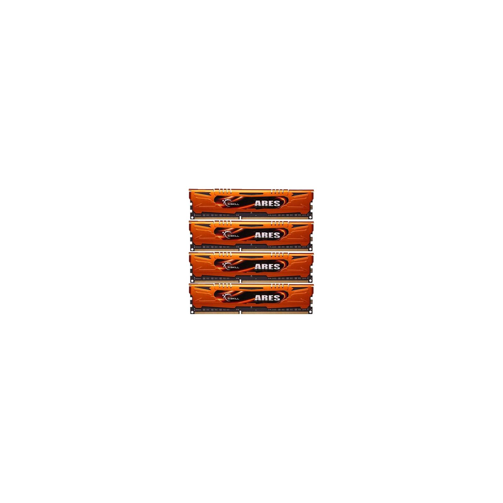Модуль памяти для компьютера DDR3 16GB (4x4GB) 2133 MHz G.Skill (F3-2133C11Q-16GAO)
