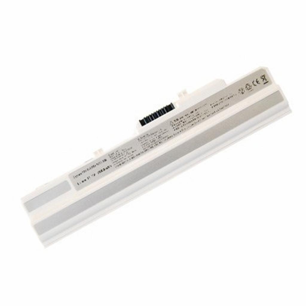 Аккумулятор для ноутбука MSI BTY-S11 Wind U100 BatteryExpert (BTY-S12 LW 78)