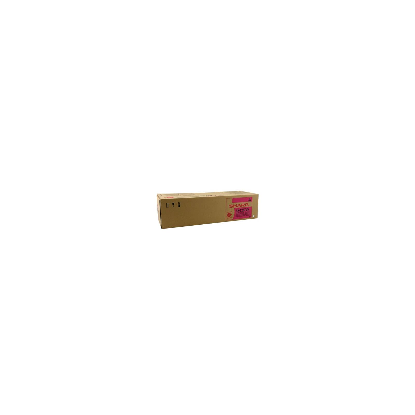 Тонер-картридж SHARP AR C26TME Magenta(дляARC170/172/262 (ARC26TME)