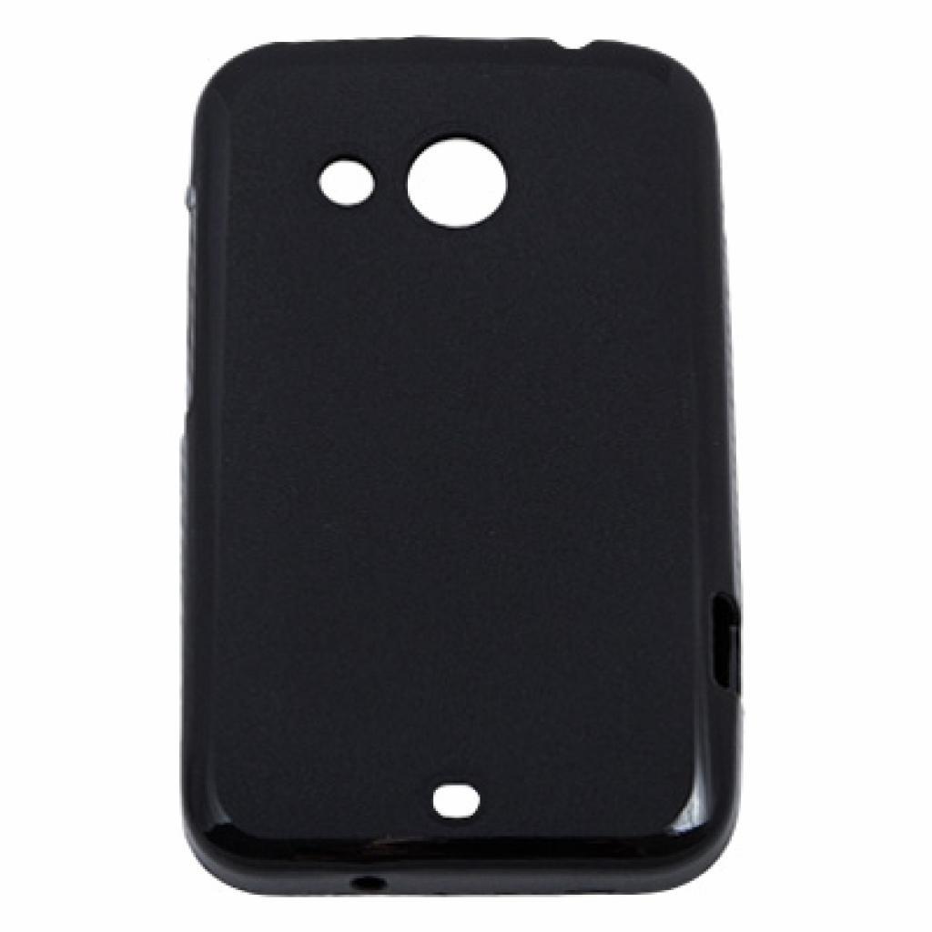 Чехол для моб. телефона Drobak для HTC Desire 200 /Elastic PU/Black (218820)