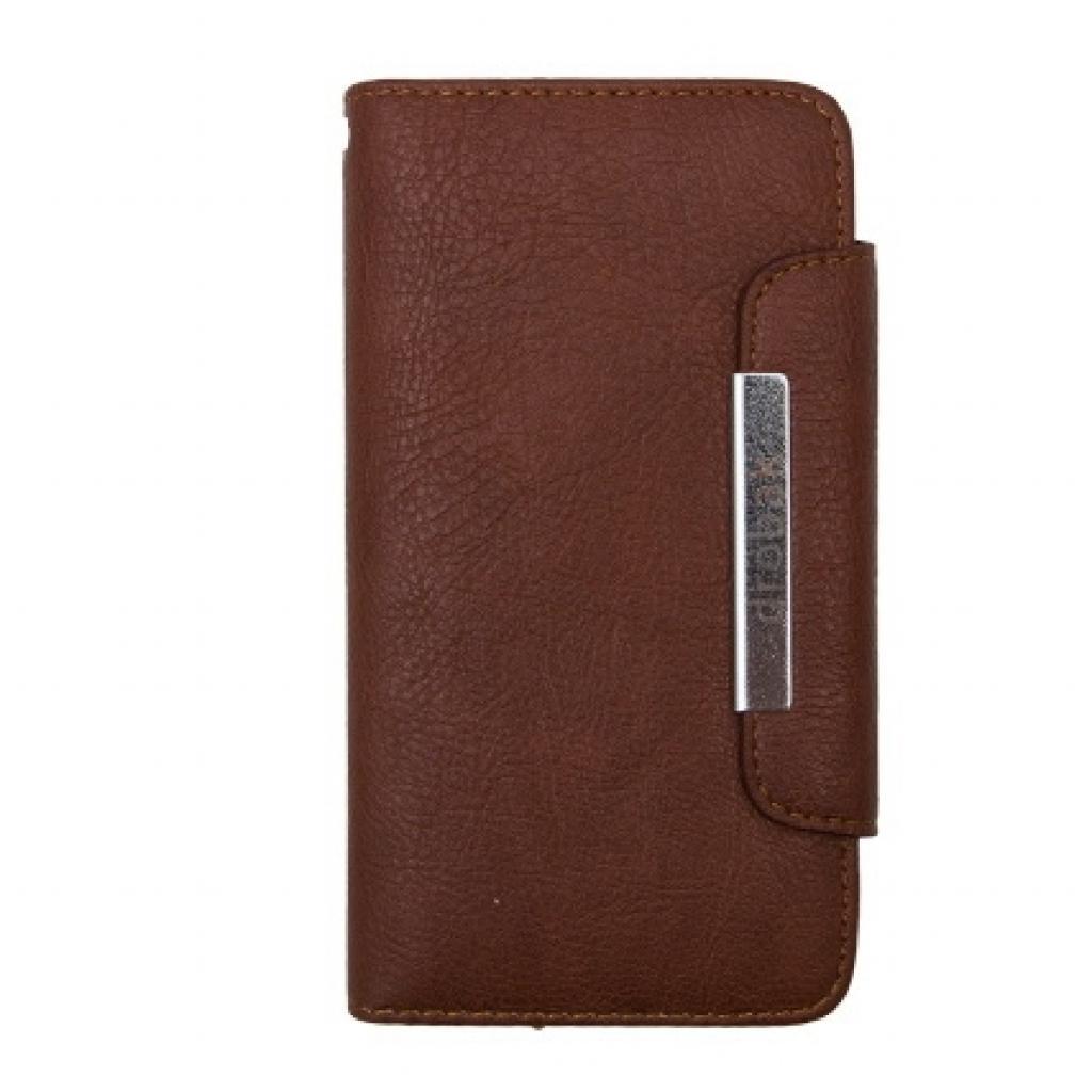 Чехол для моб. телефона Drobak для Sony C6603 Xperia Z /Fresh Style/Brown (212277)