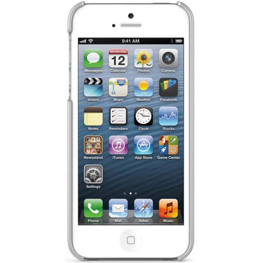 Чехол для моб. телефона Belkin iPhone 5/5s Opaque Shield/White (F8W159vfC01) изображение 3