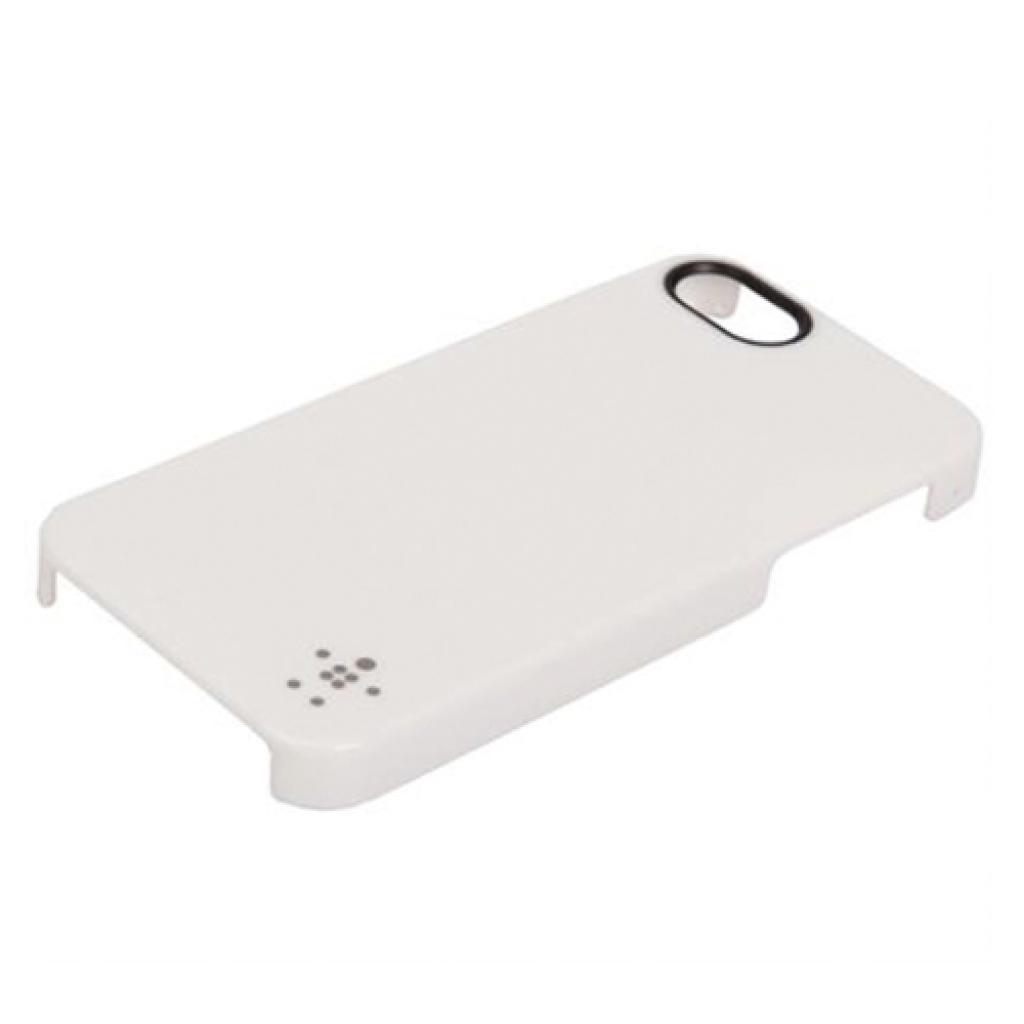Чехол для моб. телефона Belkin iPhone 5/5s Opaque Shield/White (F8W159vfC01) изображение 5