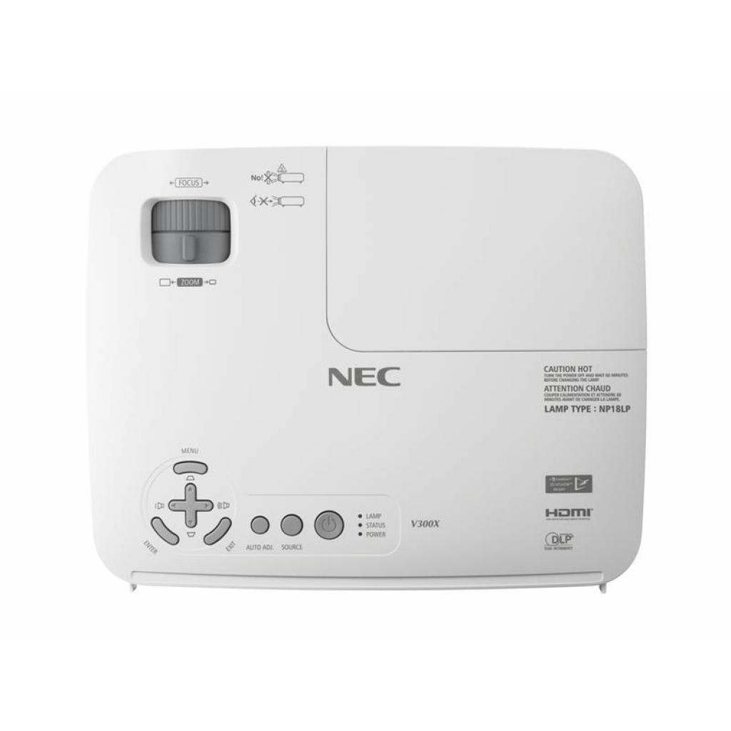 Проектор NEC V311X (60003637) изображение 4