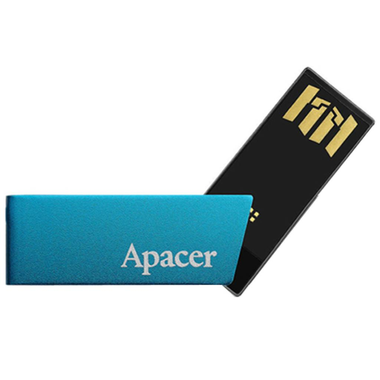 USB флеш накопитель 8GB AH130 Blue RP USB2.0 Apacer (AP8GAH130U-1) изображение 4