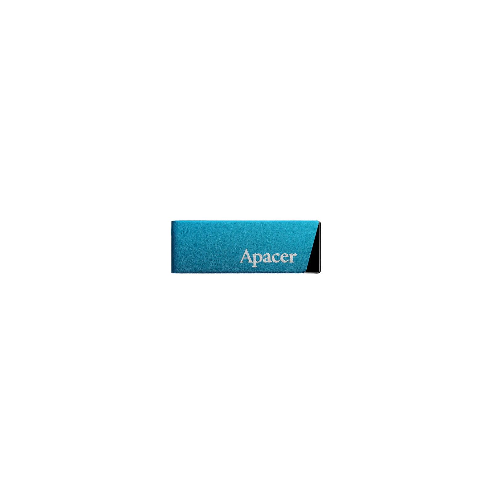 USB флеш накопитель 8GB AH130 Blue RP USB2.0 Apacer (AP8GAH130U-1)