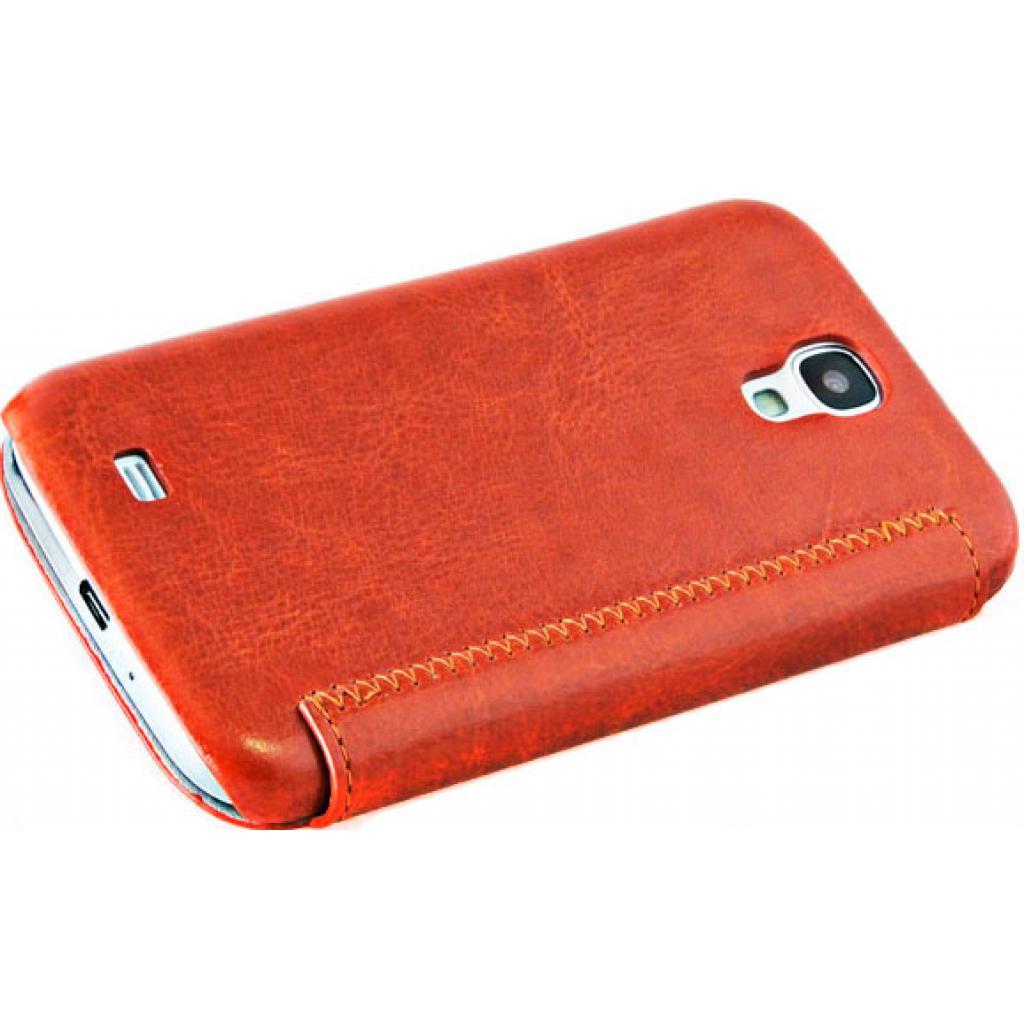 Чехол для моб. телефона HOCO для Samsung I9500 Galaxy S4 /Crystal (HS-L022 Brown) изображение 3