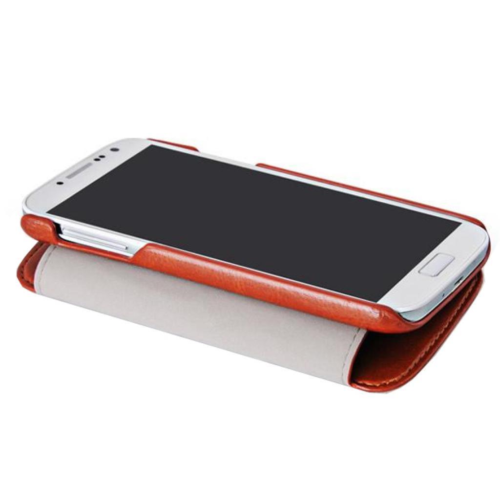 Чехол для моб. телефона HOCO для Samsung I9500 Galaxy S4 /Crystal (HS-L022 Brown) изображение 5