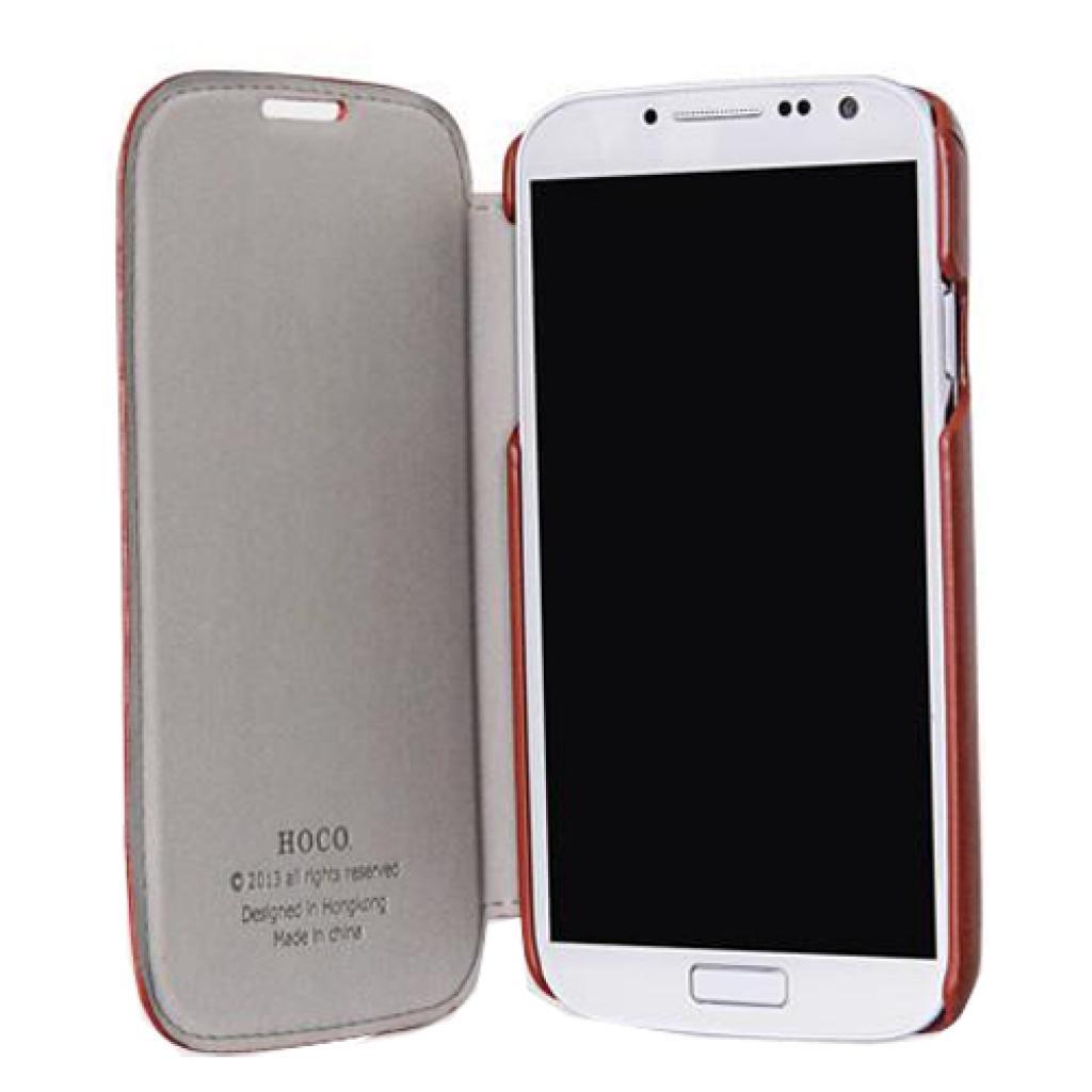Чехол для моб. телефона HOCO для Samsung I9500 Galaxy S4 /Crystal (HS-L022 Brown) изображение 6
