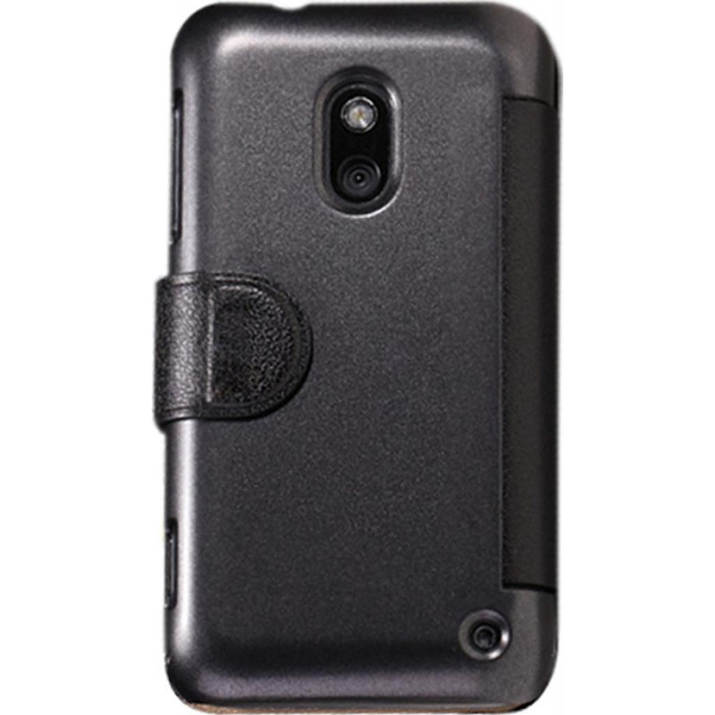 Чехол для моб. телефона NILLKIN для Nokia 620 /Fresh/ Leather/Blac (6065690) изображение 2