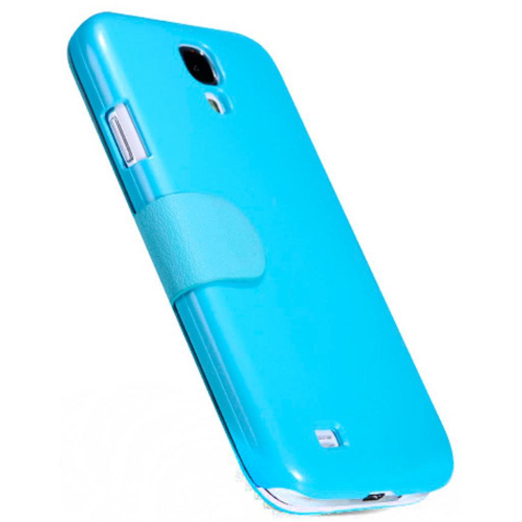 Чехол для моб. телефона NILLKIN для Samsung I9500 /Fresh/ Leather/Blue (6065851) изображение 2
