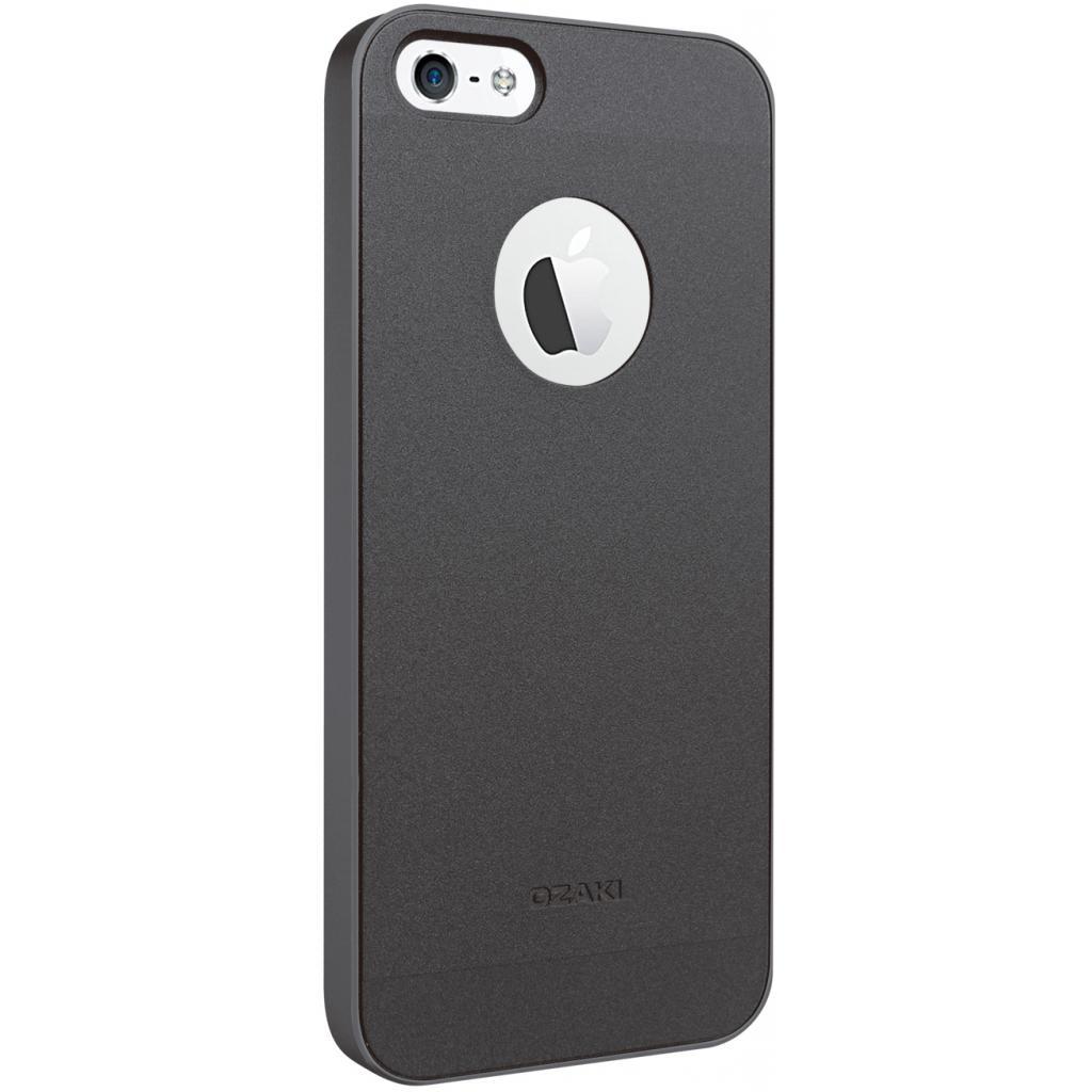Чехол для моб. телефона OZAKI iPhone 5/5S O!coat Universe Grey (OC536GY) изображение 2