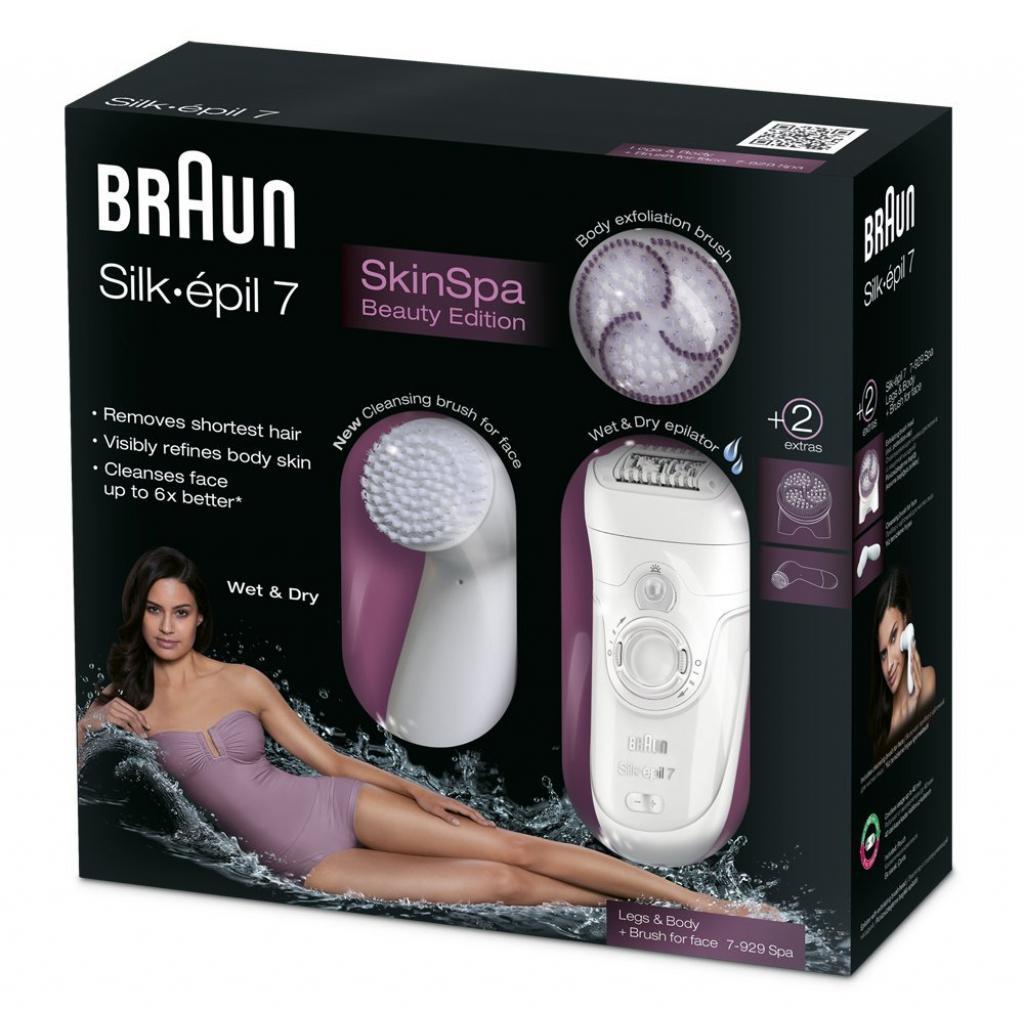 Эпилятор BRAUN SE 7929 (81439916) изображение 6
