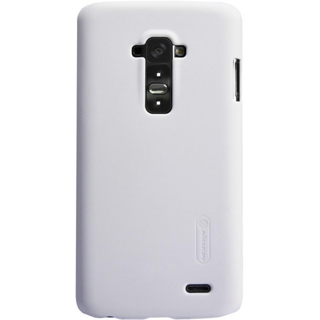 Чехол для моб. телефона NILLKIN для LG Optimus G Flex D958 /Super Frosted Shield/White (6154939)