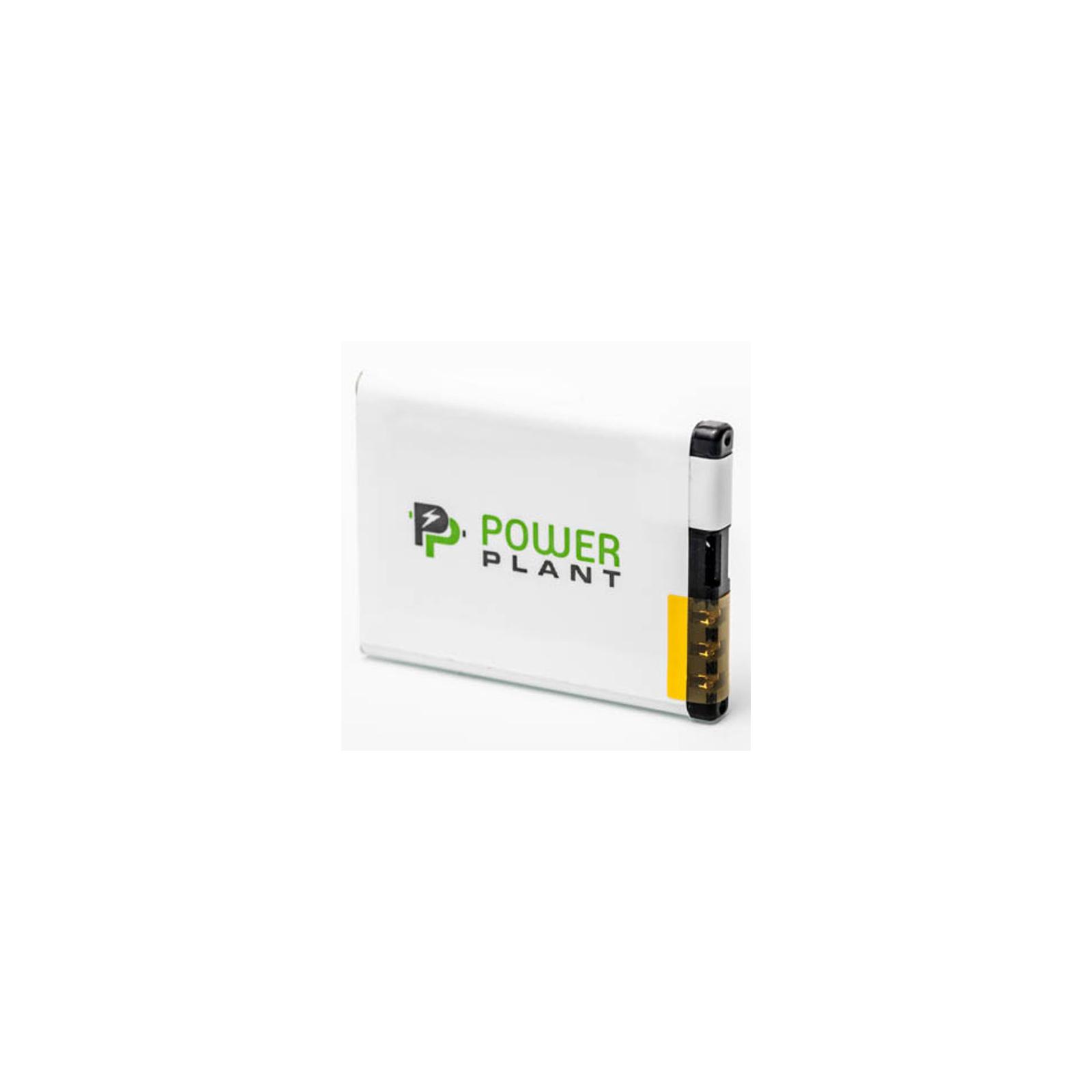 Аккумуляторная батарея PowerPlant Nokia BL-4B (6111, 6230, 7370) (DV00DV1188) изображение 2
